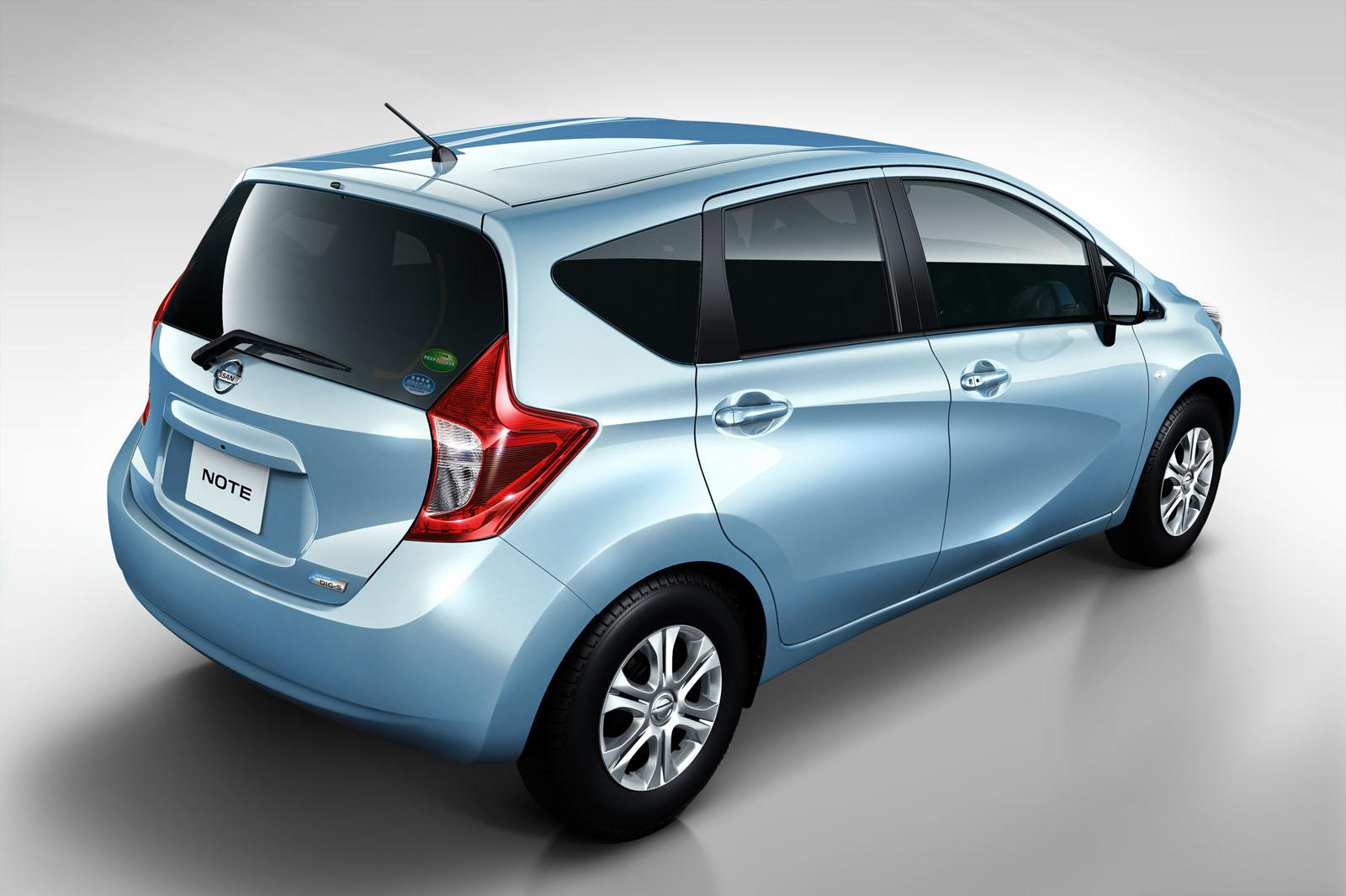 2013 Nissan Note A New Global Compact Car