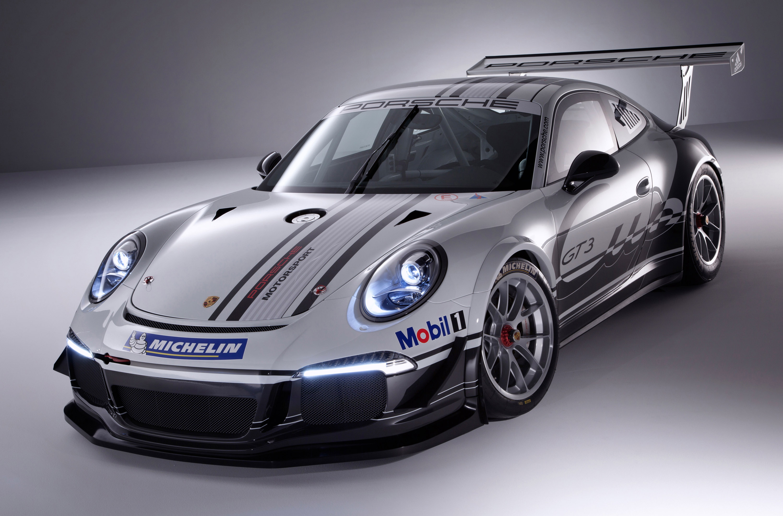 2013 Porsche 911 Gt3 Cup Race Car Unveiled Ahead Of Debut