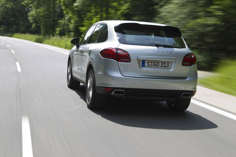2013 Porsche Cayenne Diesel US  Price 55 750