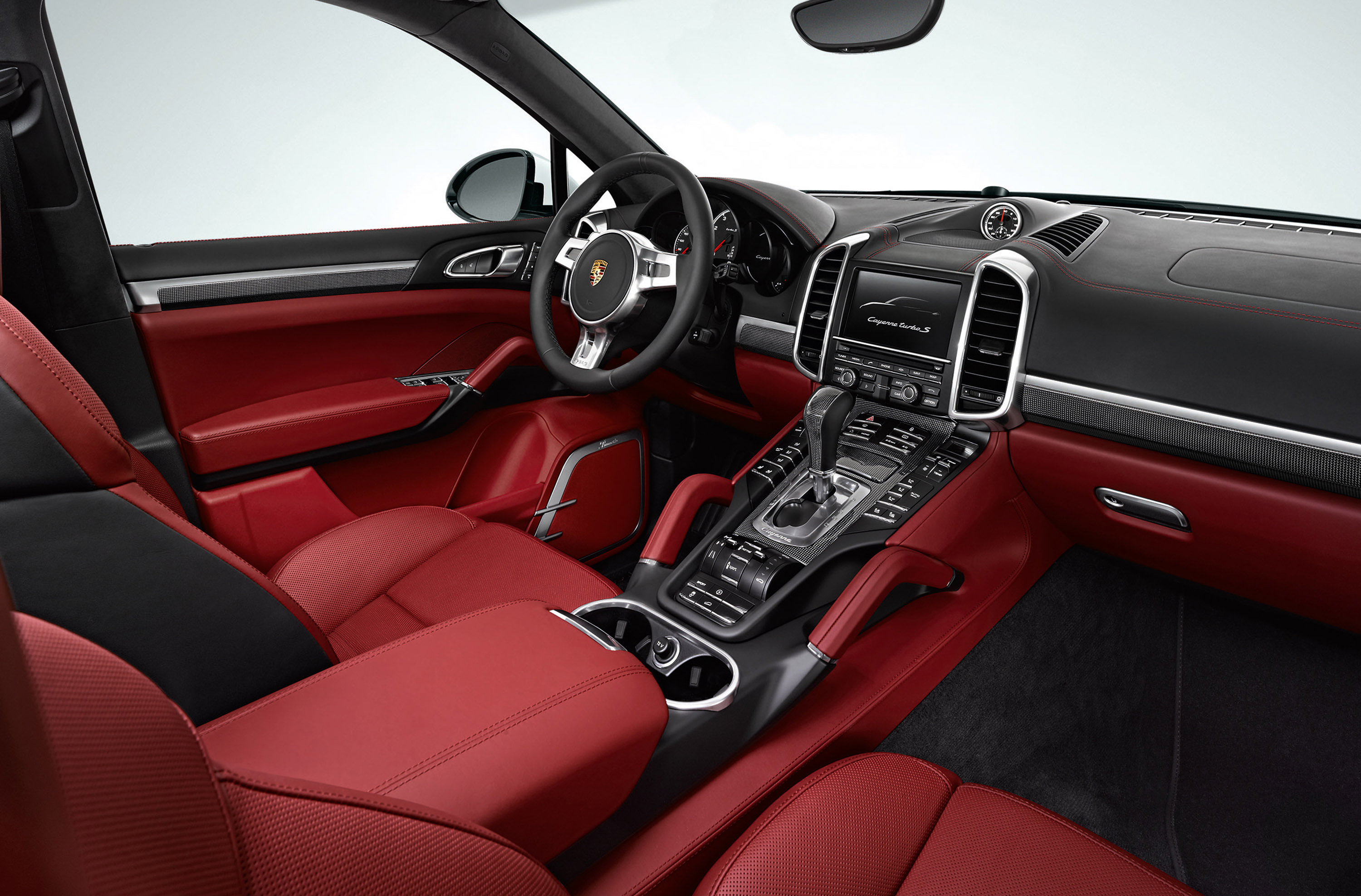 Porsche Cayenne Turbo S A Sports Car For Every Occasion