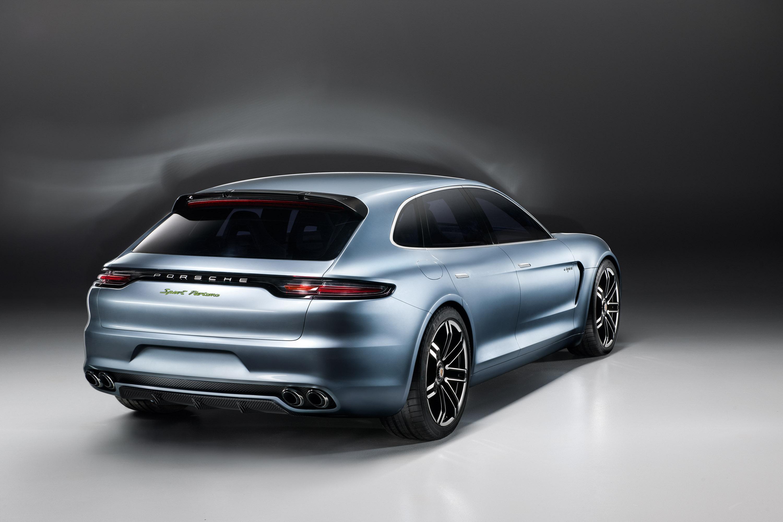 Design Language of Tomorrow Porsche Panamera Sport Turismo VIDEO