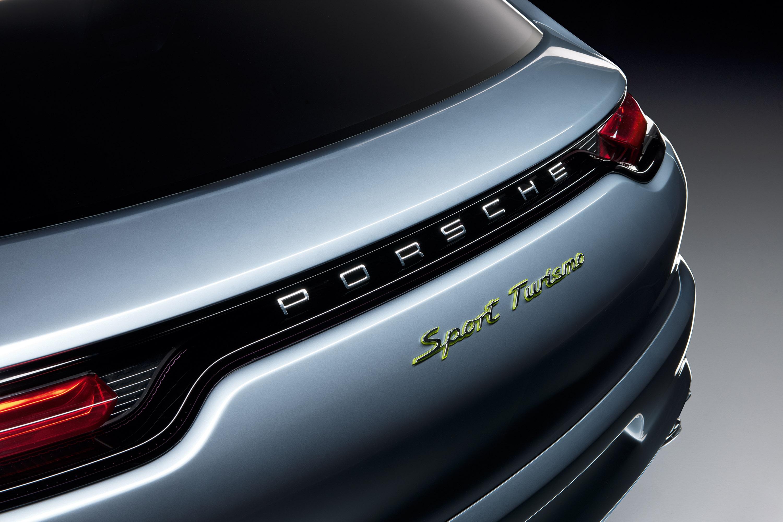 2013 Porsche Panamera Sport Turismo Concept Car Picture 75408