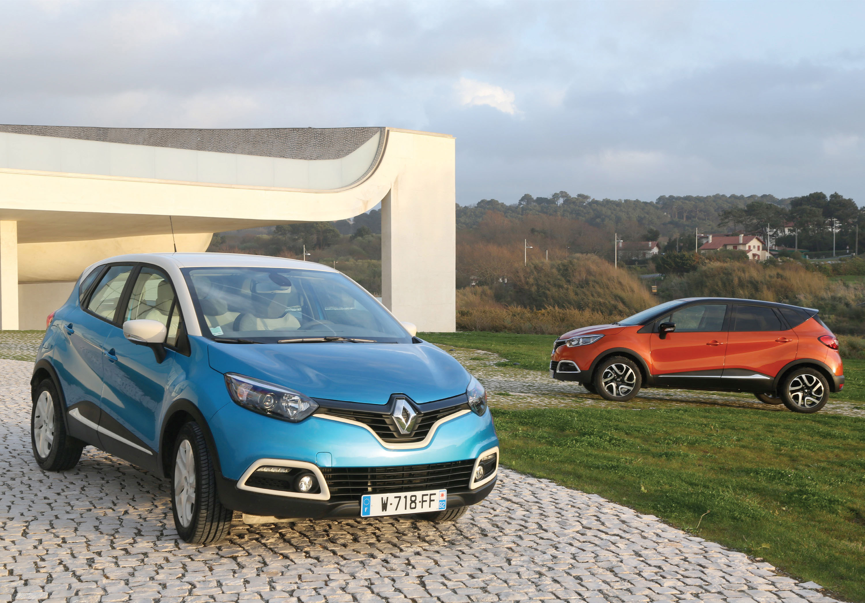2013 renault captur a better urban crossover for Renault captur grigia