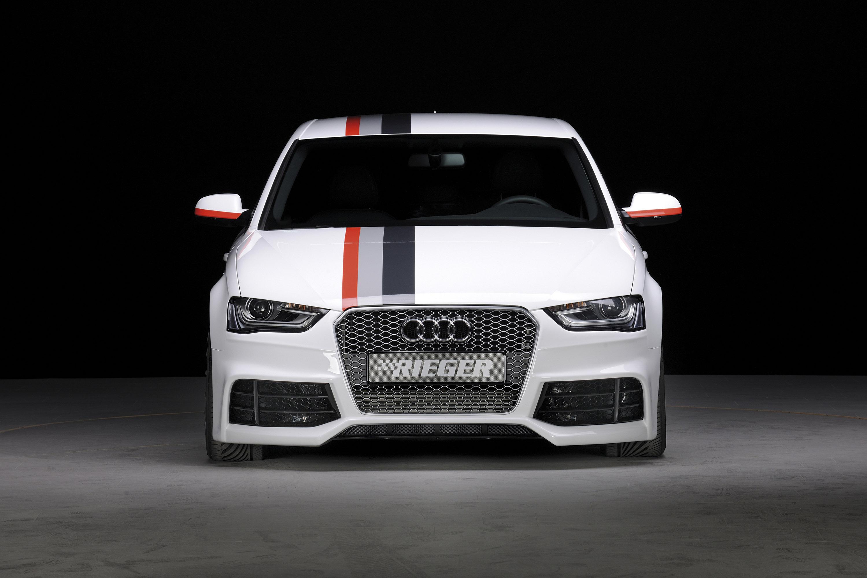 2013 Rieger Audi A4 B8 Facelift Picture 80690