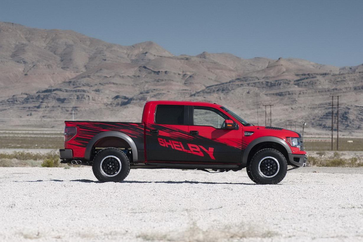 2015 Ford Shelby Raptor