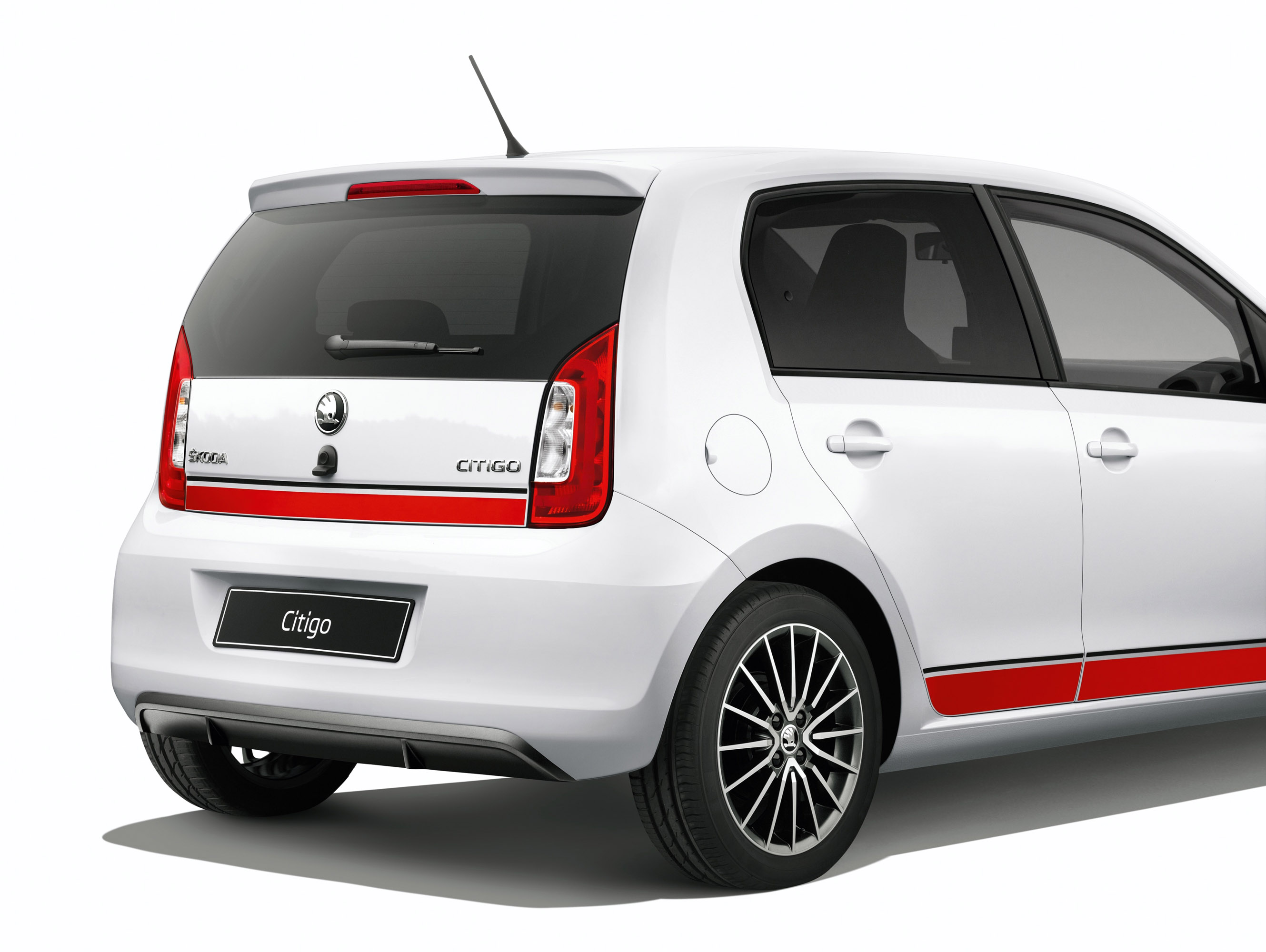 2013 Skoda Citigo Sport Racing Chic