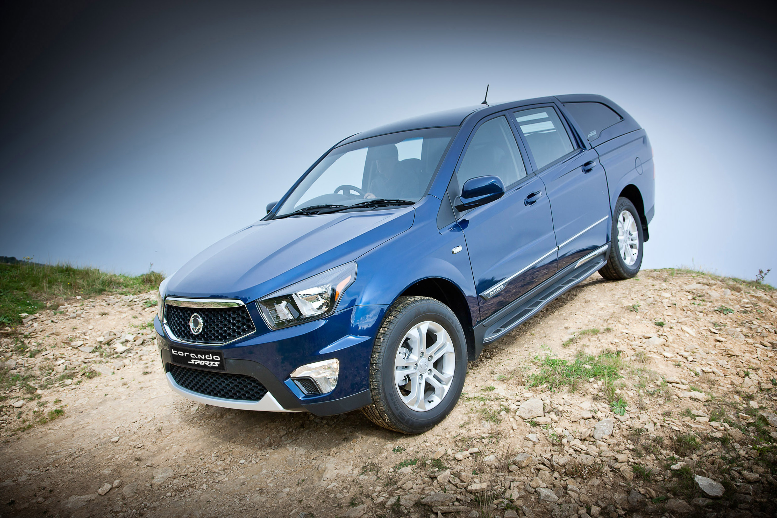 2013 Ssangyong Korando Sports Pick Up Price 163 18 295