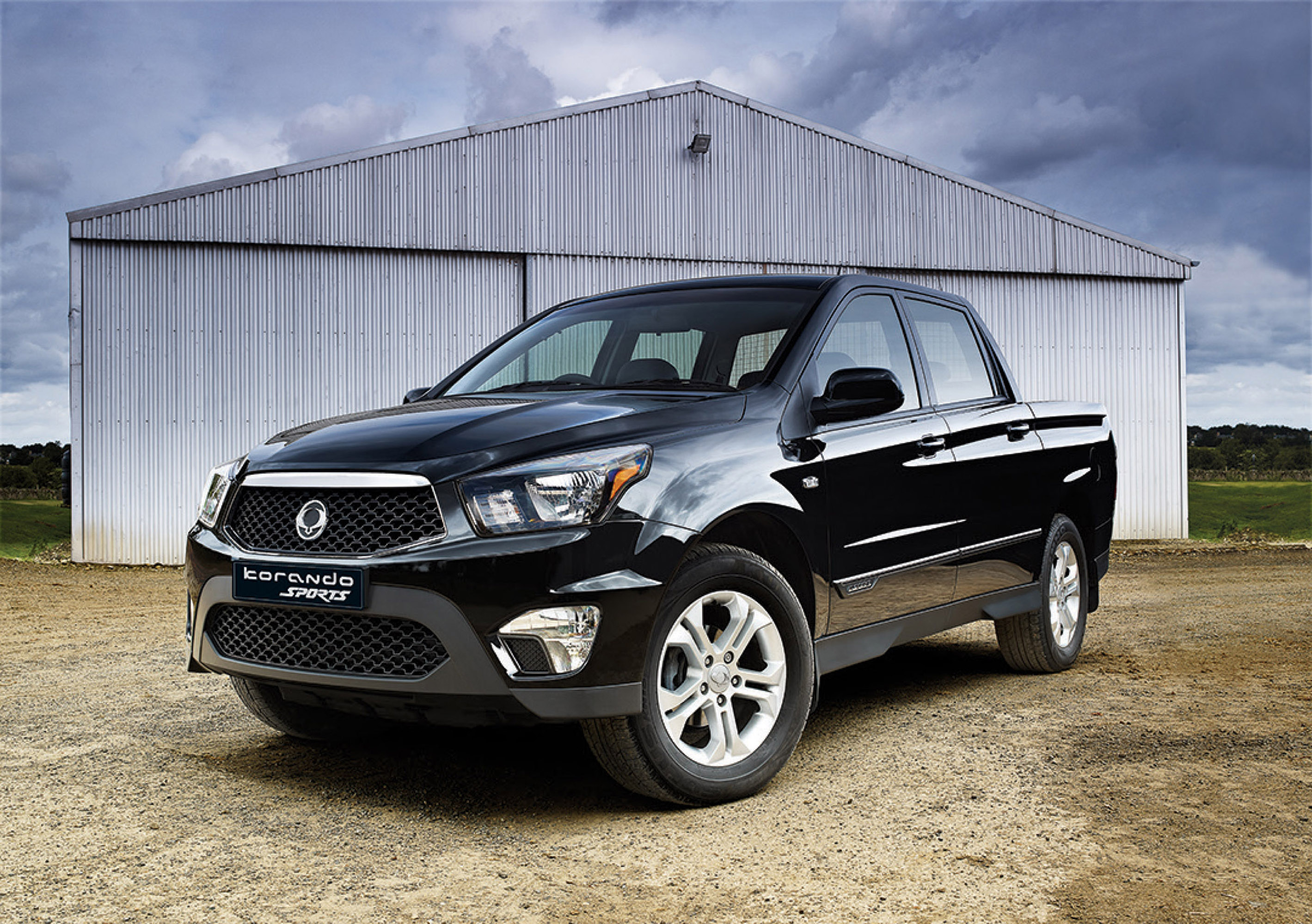 2013 Ssangyong Korando Sports Pick Up Picture 75578