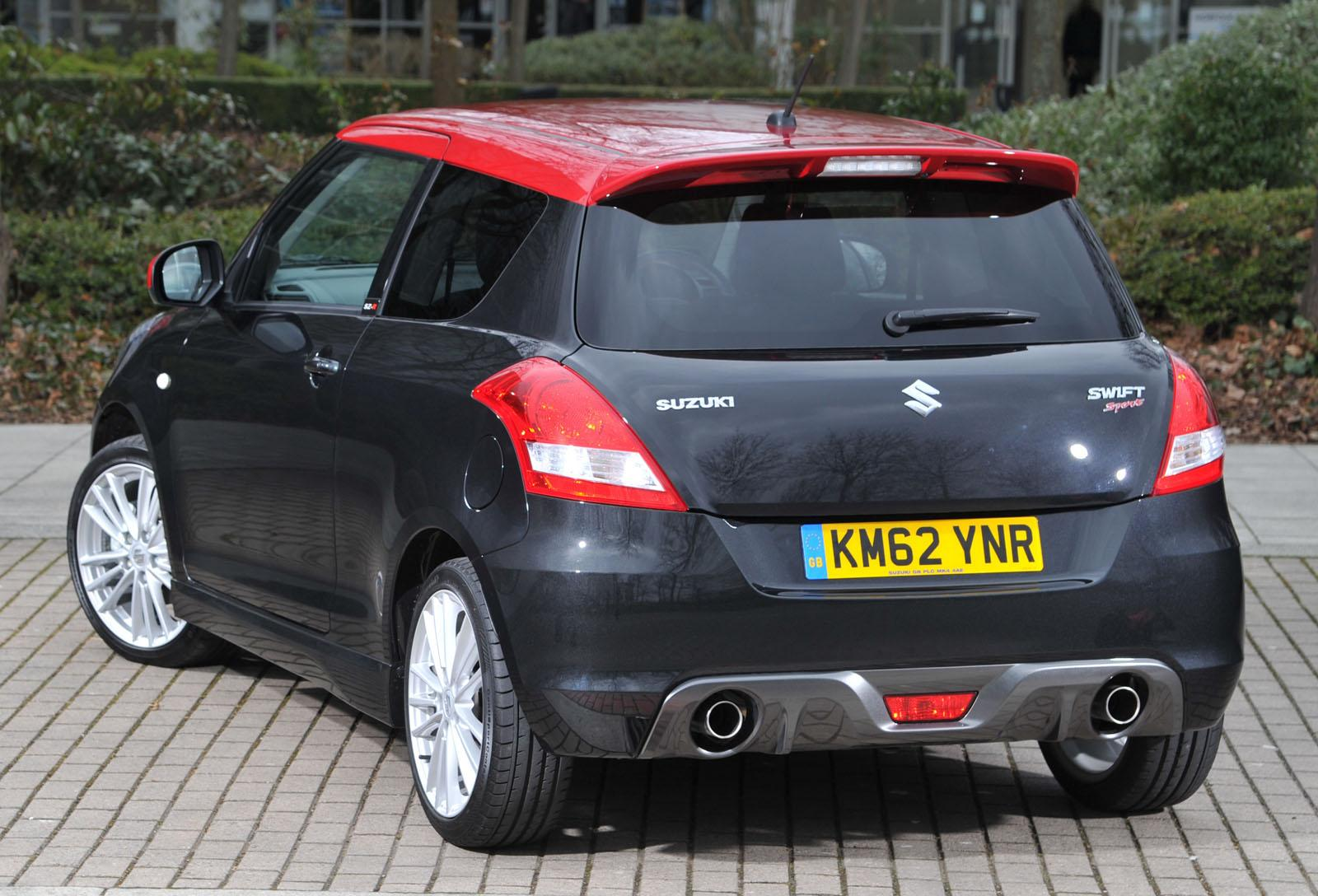 How Much Is A Suzuki Swift Sz