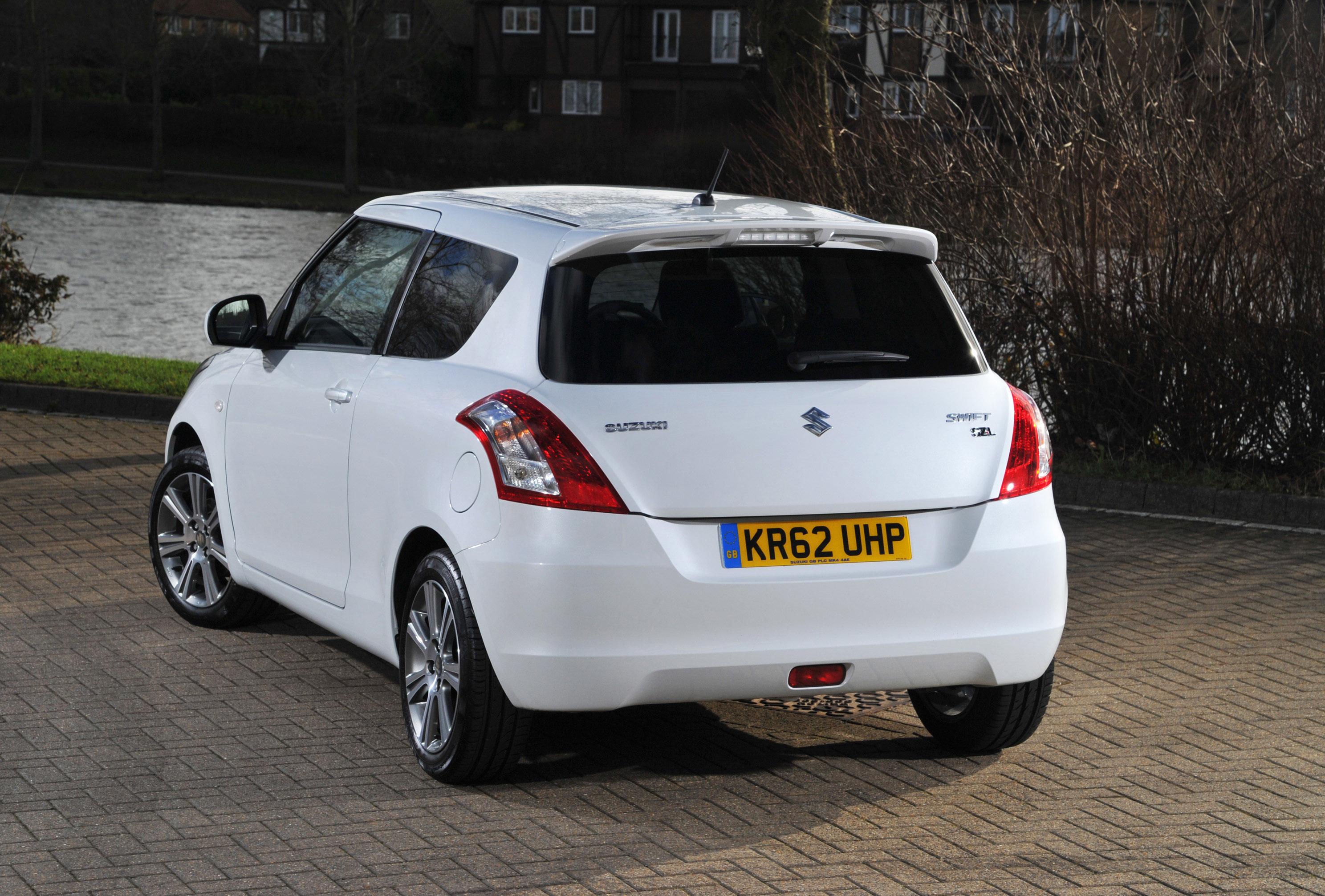 2013 Suzuki Swift Sz L Special Edition
