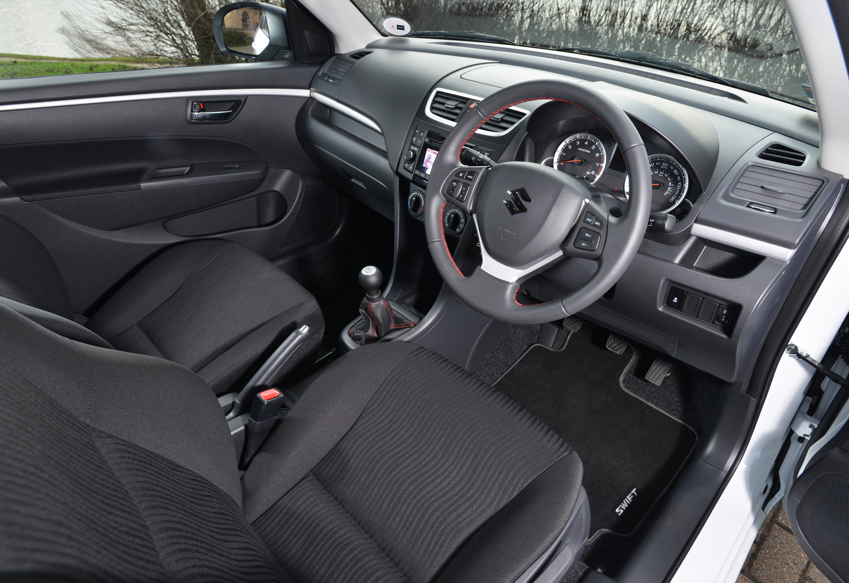 suzuki swift 2013 interior. Black Bedroom Furniture Sets. Home Design Ideas