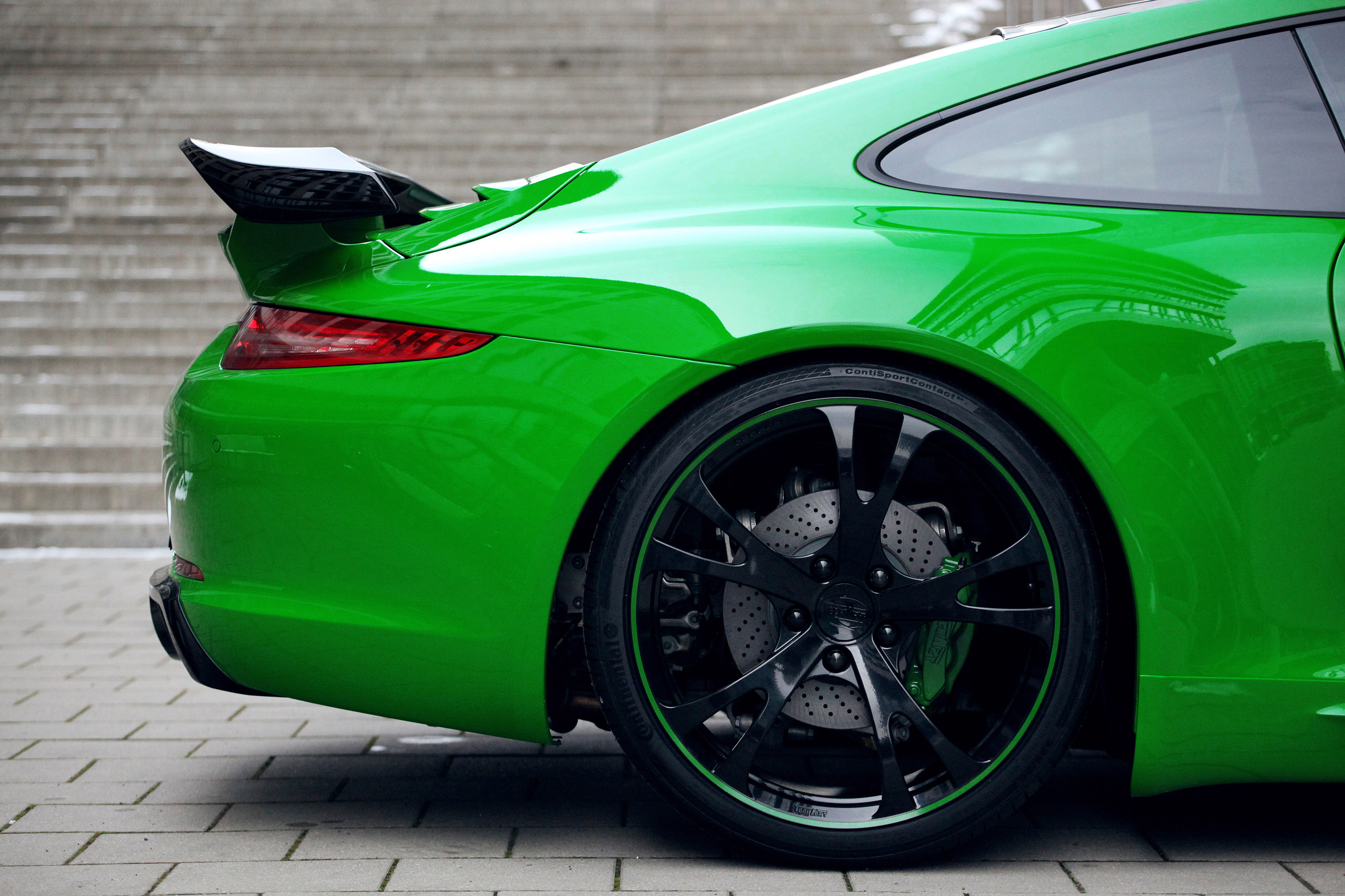 2013 Techart Porsche 911 Carrera 4s Picture 81480