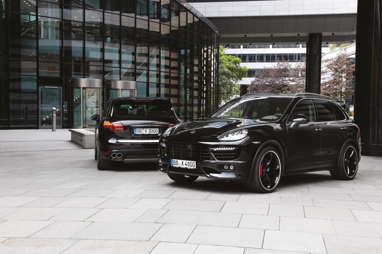 2013 Techart Porsche Cayenne S Diesel