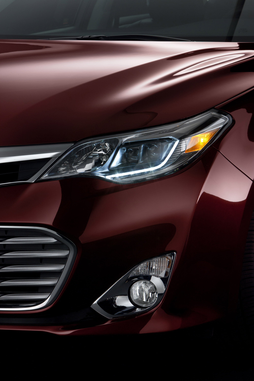 Toyota Avalon Revealed At New York
