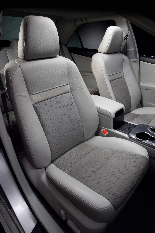 2013 Toyota Camry Xle Interior Upgrades