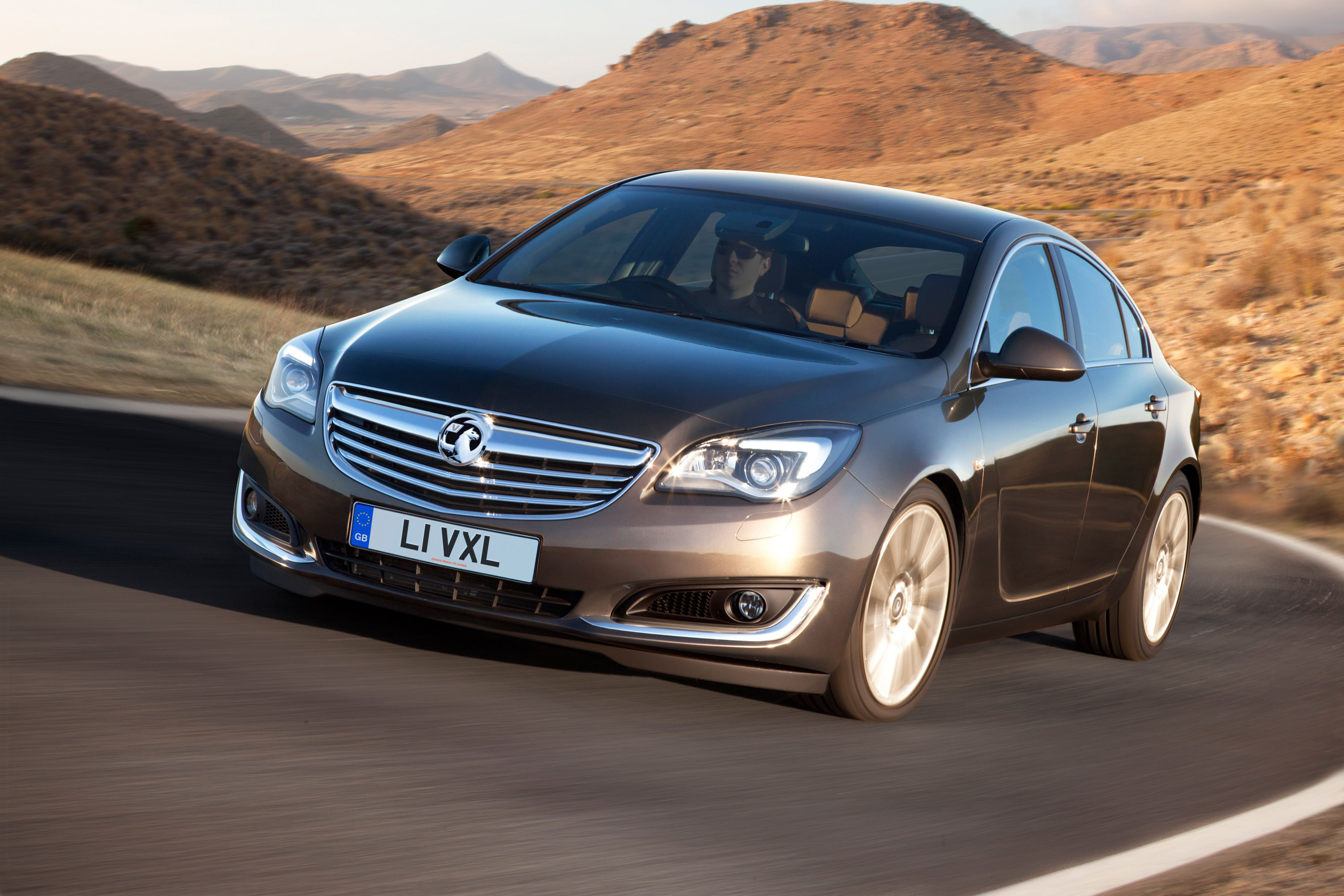 2013 Vauxhall Insignia Uk Price
