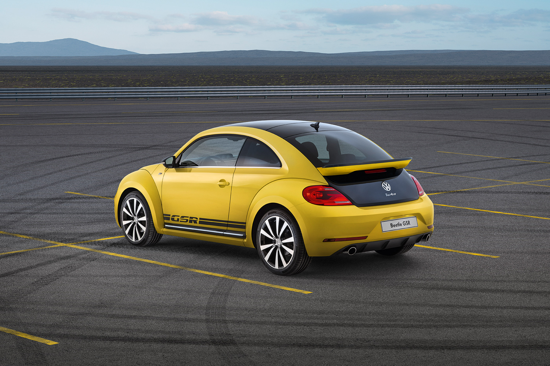 2013 Volkswagen Beetle Gsr Limited Edition