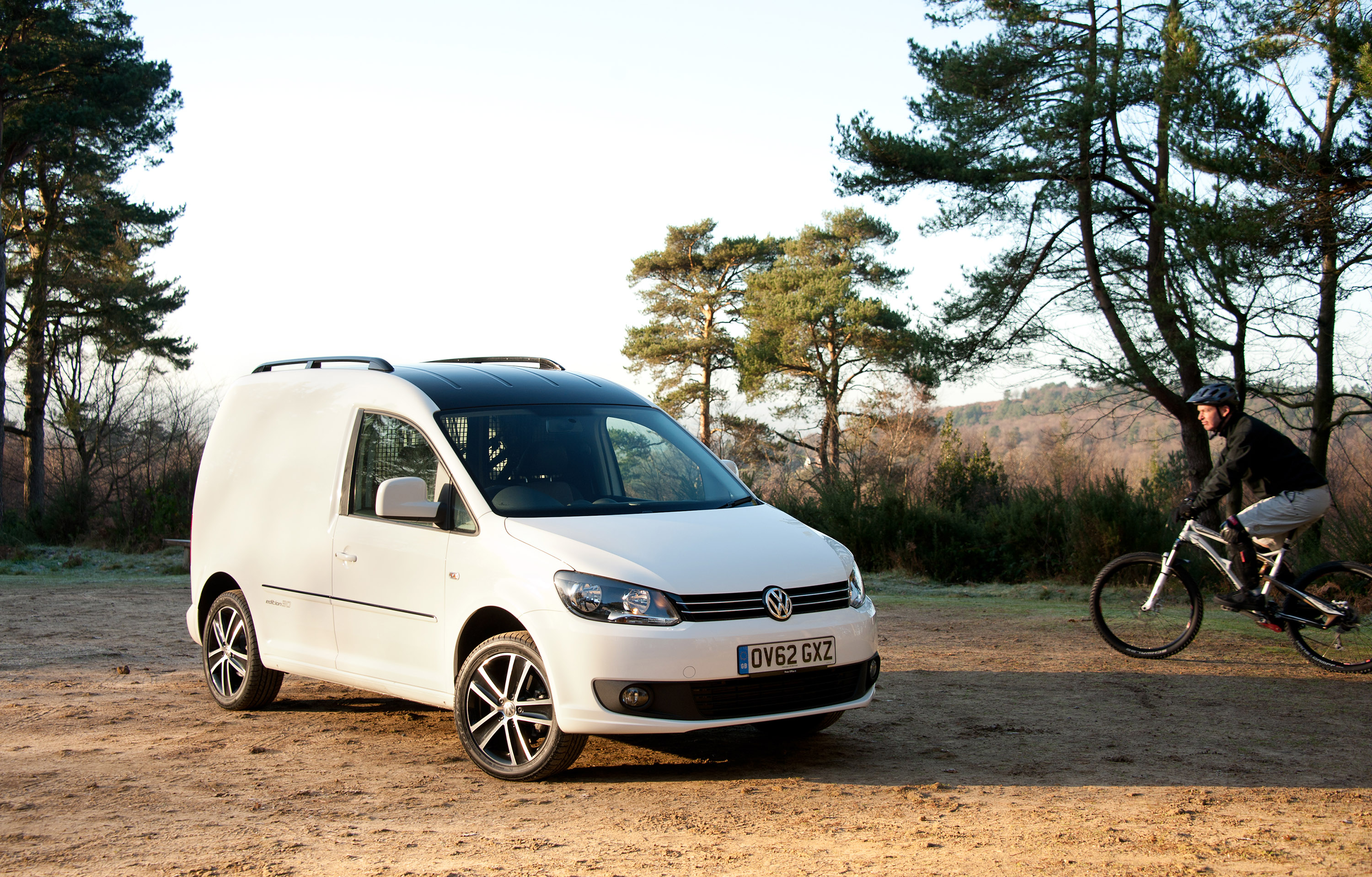 2013 Volkswagen Caddy Edition 30 Picture 80494