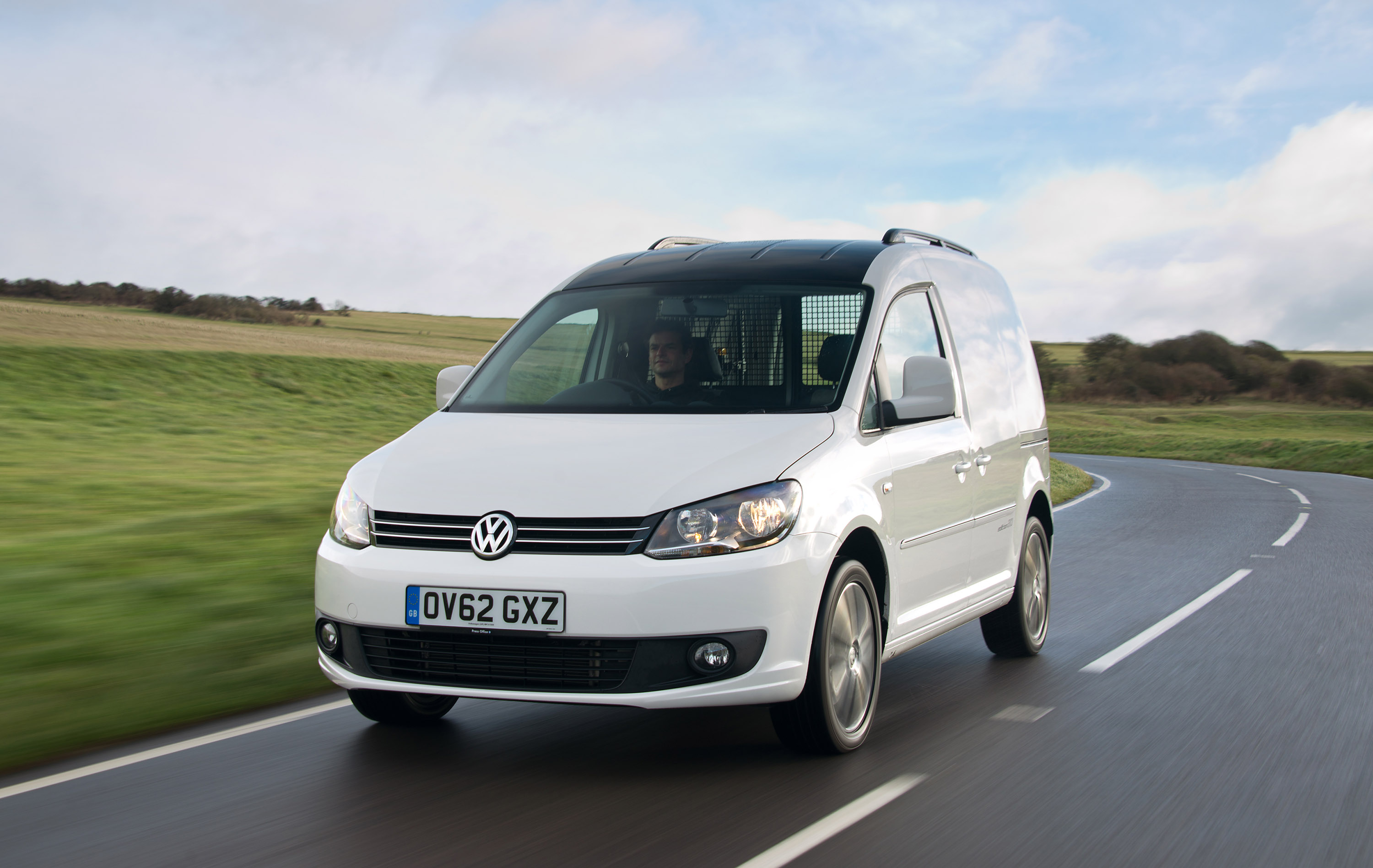 Front Elevation Lights : Volkswagen caddy edition price £