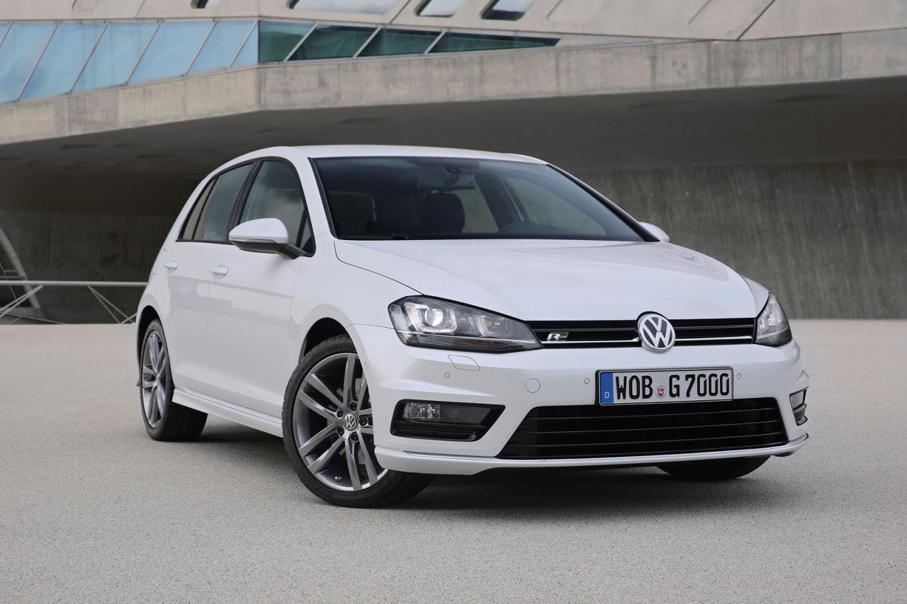 2013 volkswagen golf vii r line packages. Black Bedroom Furniture Sets. Home Design Ideas