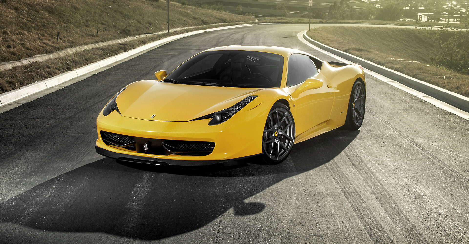Vorsteiner Ferrari 458-V Coupe and Spyder