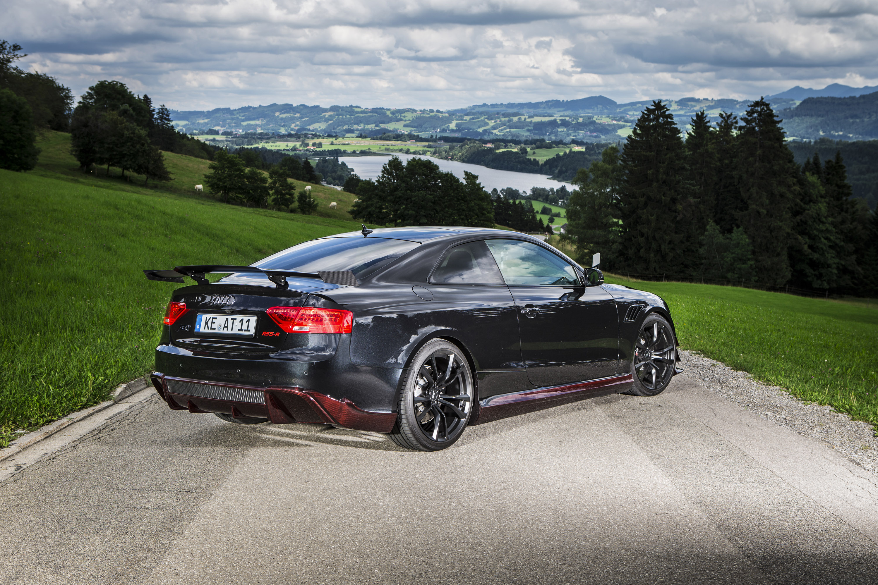 2014 abt audi rs5 r is capable of reaching top speed of. Black Bedroom Furniture Sets. Home Design Ideas