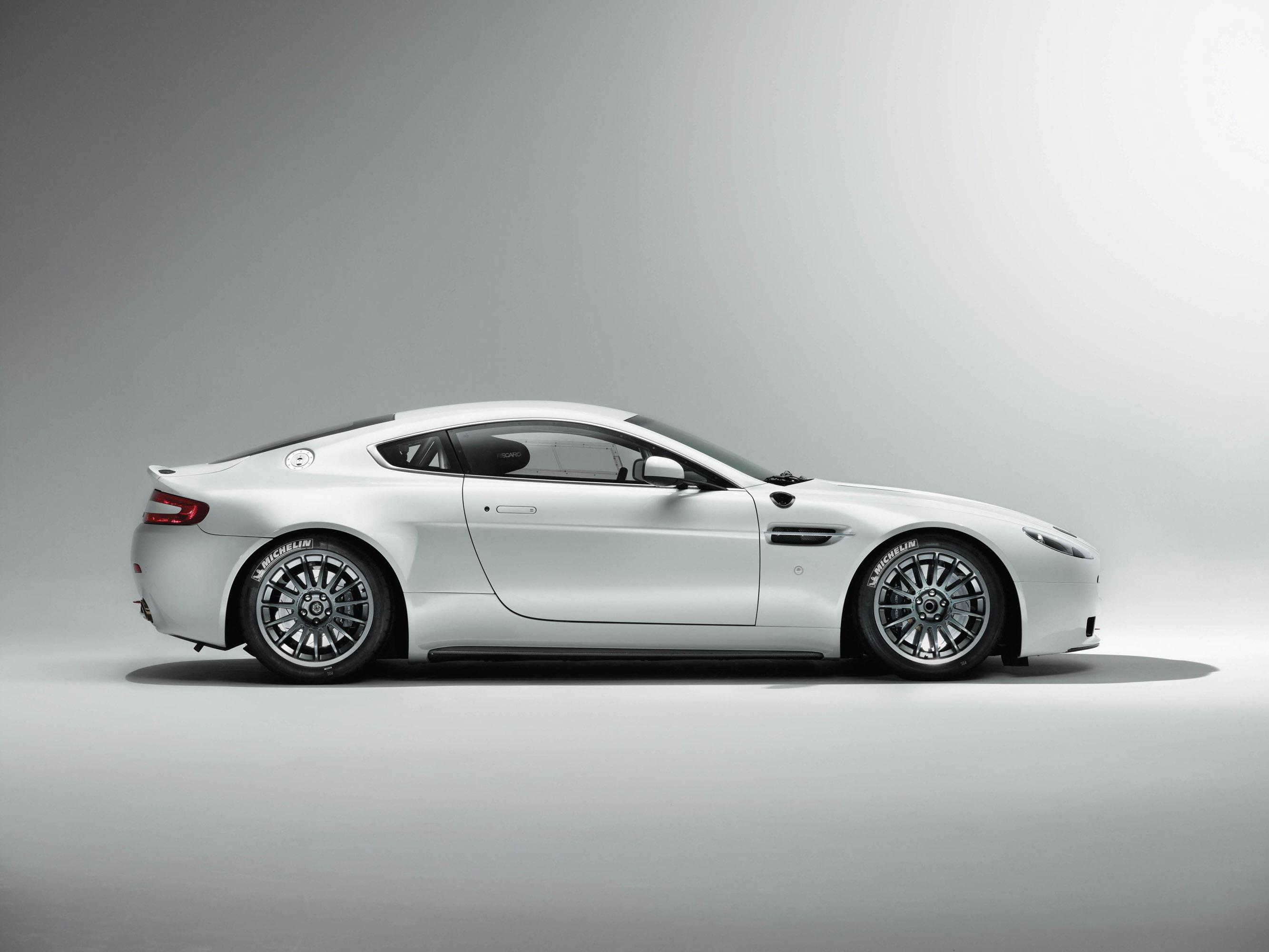 Price of 2011 Aston Martin Vantage Gt4 Aston Martin Vantage Gt4