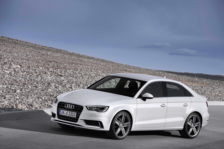 Top 3 Luxury Cars 2018: 2014 Audi A3 Sedan