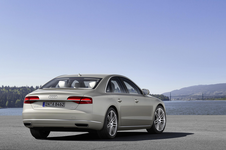 Audi A8 W12 >> 2015 Audi A8 - US Price $77,400