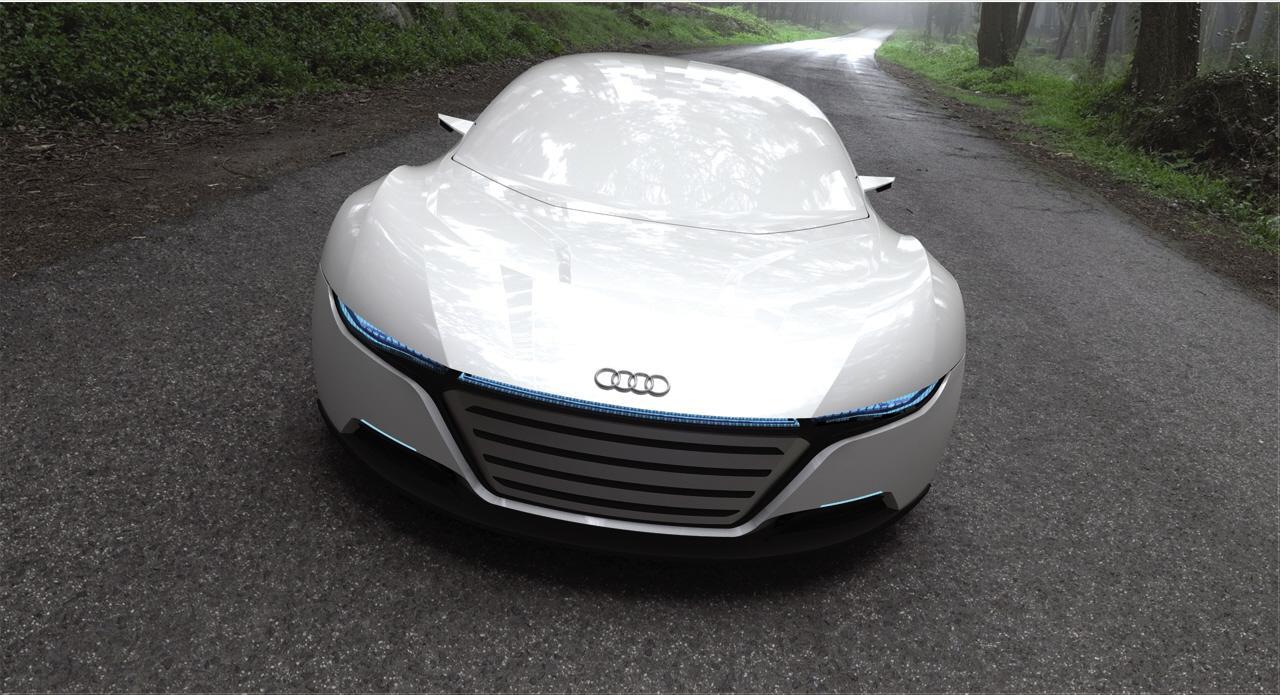 Audi A Concept By Daniel Garcia - Audi a 9