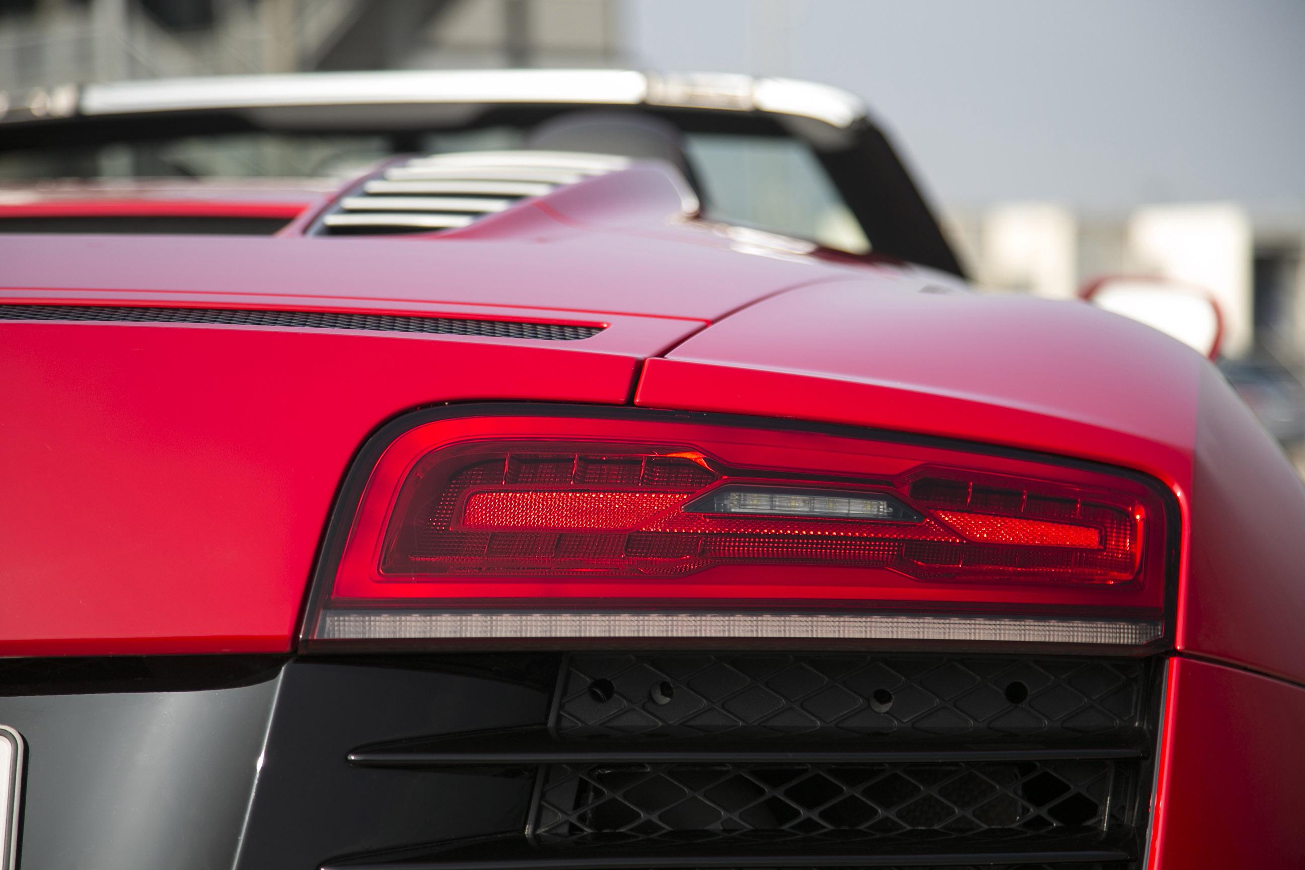 2014 Audi R8 Spyder V10 Goes Officially On Sale Video