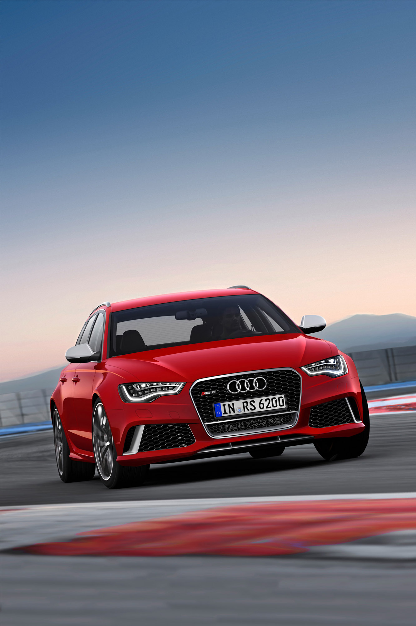 Bose Sound System >> 2014 Audi RS 6 Avant Revealed!