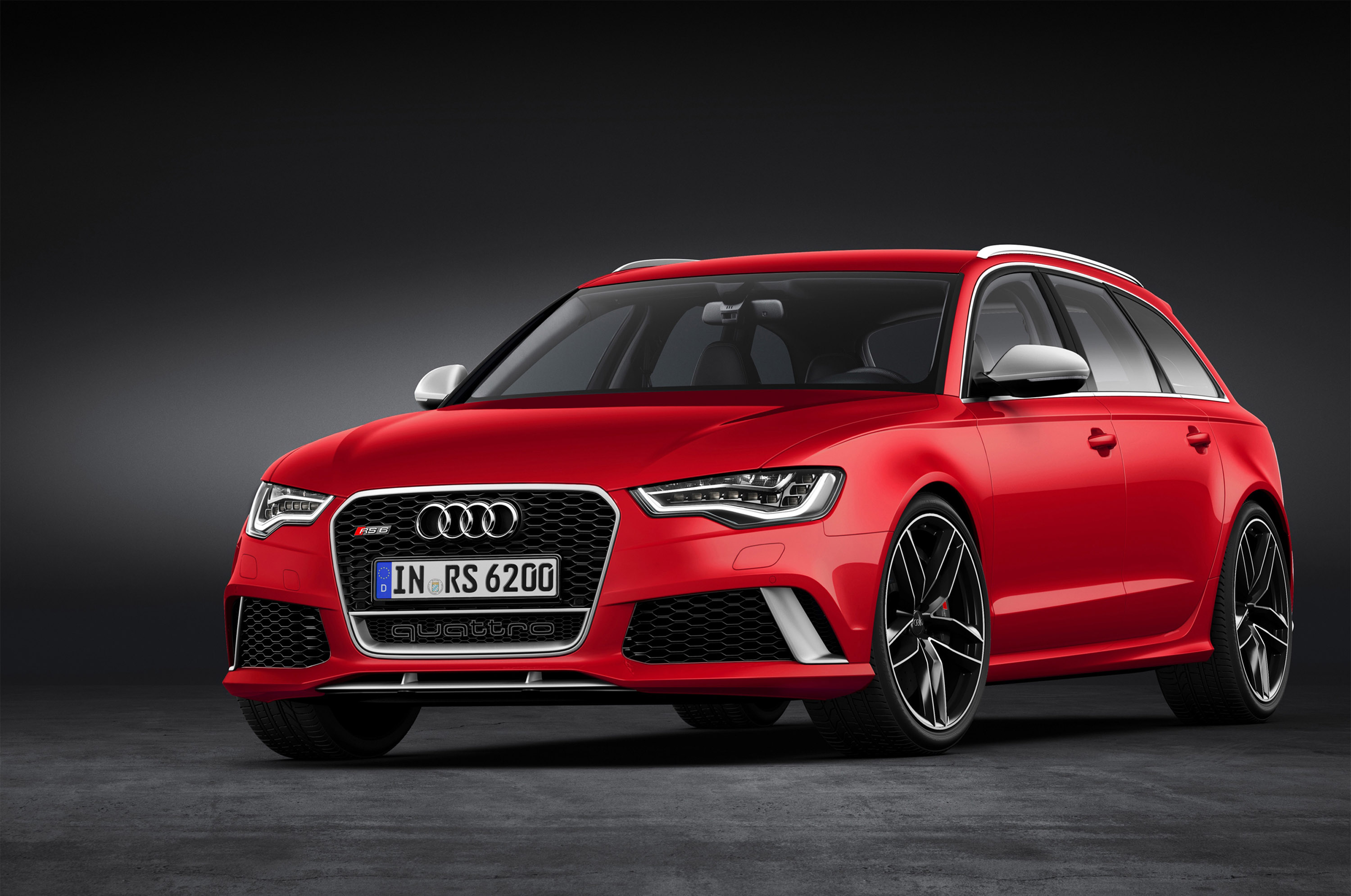 audi launches 2014 rs6 avant plus. Black Bedroom Furniture Sets. Home Design Ideas