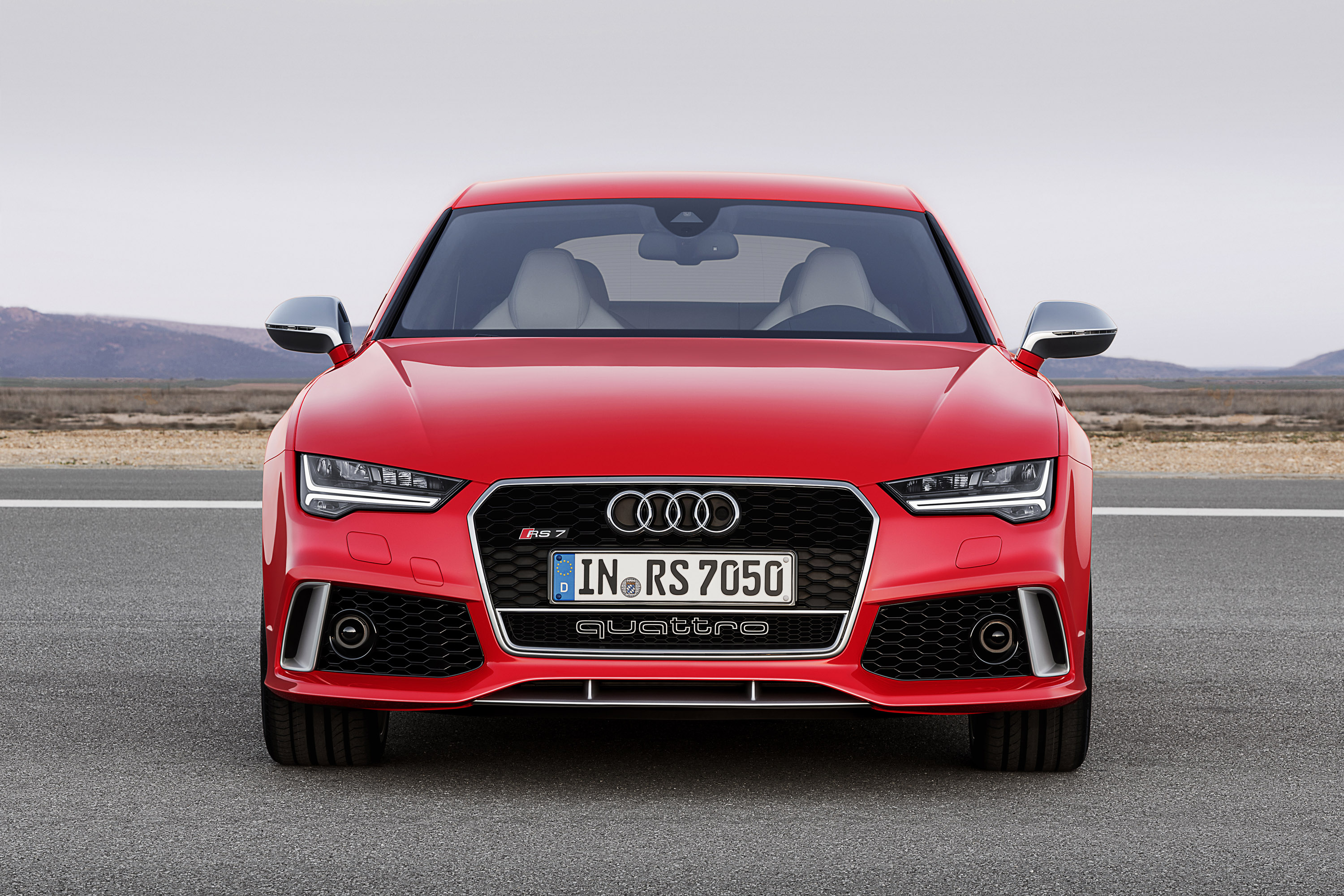 Audi RS7 Sportback 2014  pictures information amp specs