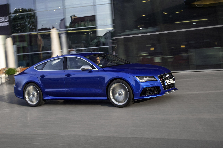 2014 Audi RS7 - US Price $104,900 [video]