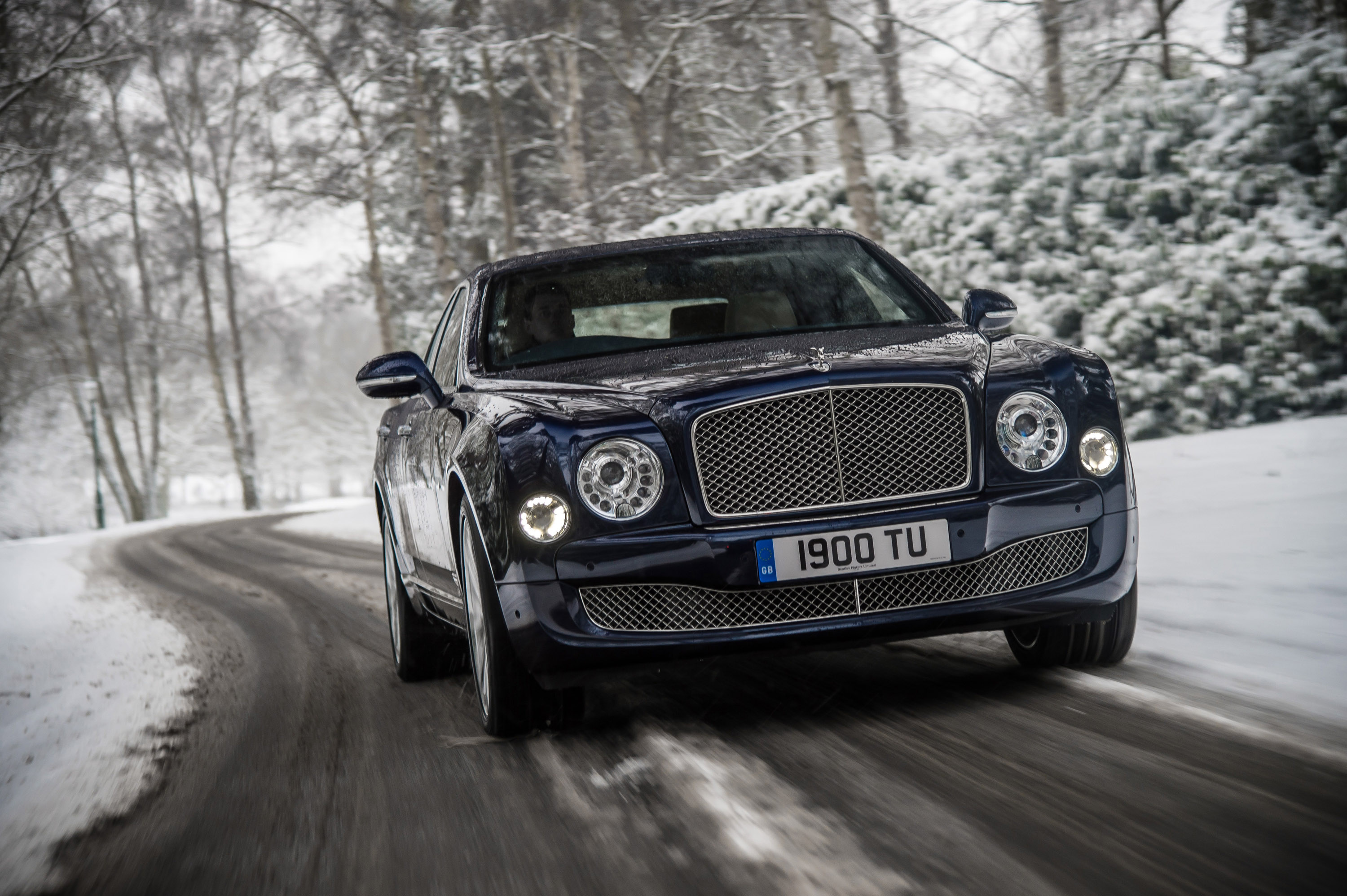 2014 Bentley Mulsanne With Enhanced Specifications Video