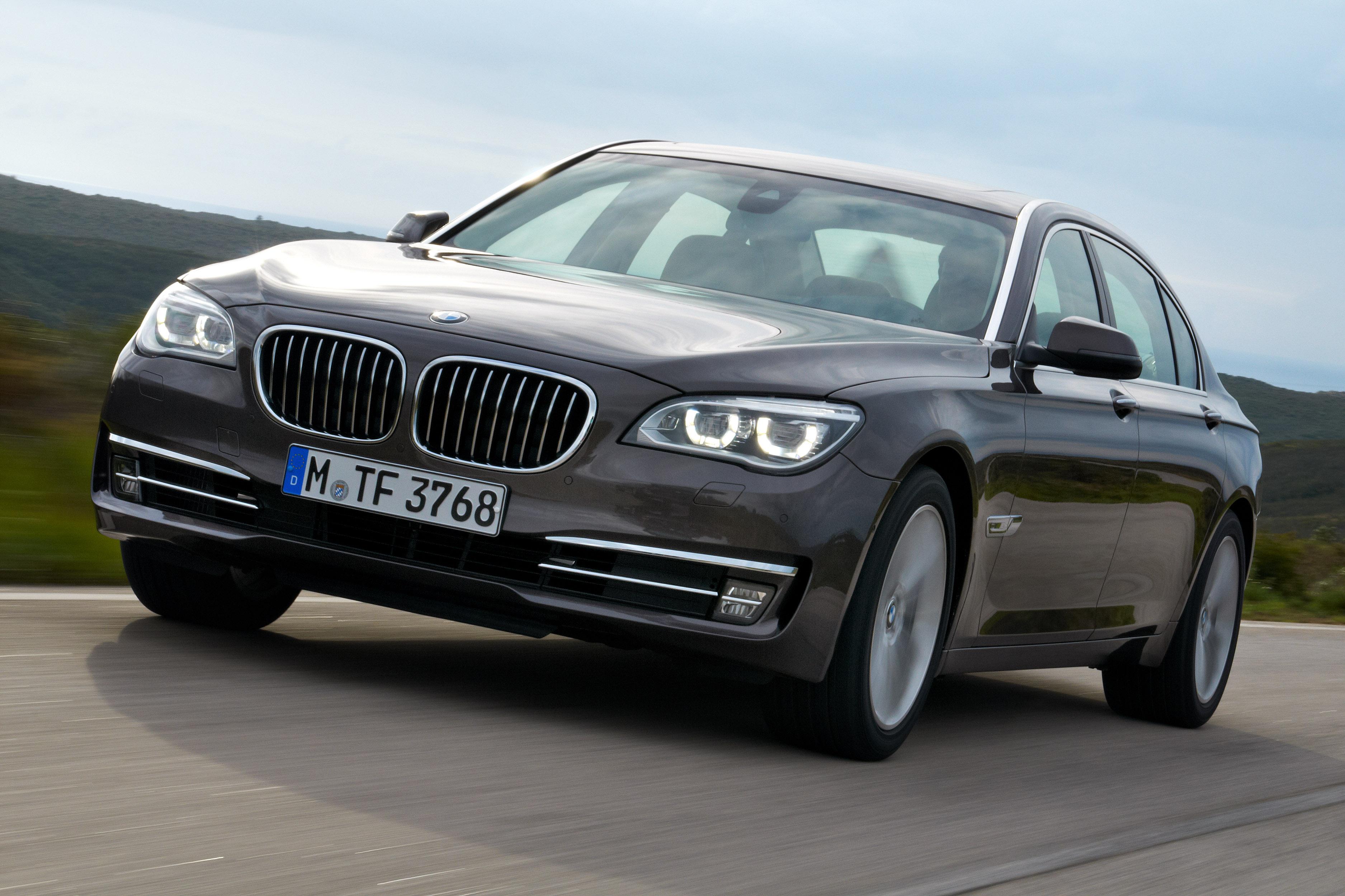 2014 BMW 7 Series Long Wheel Base