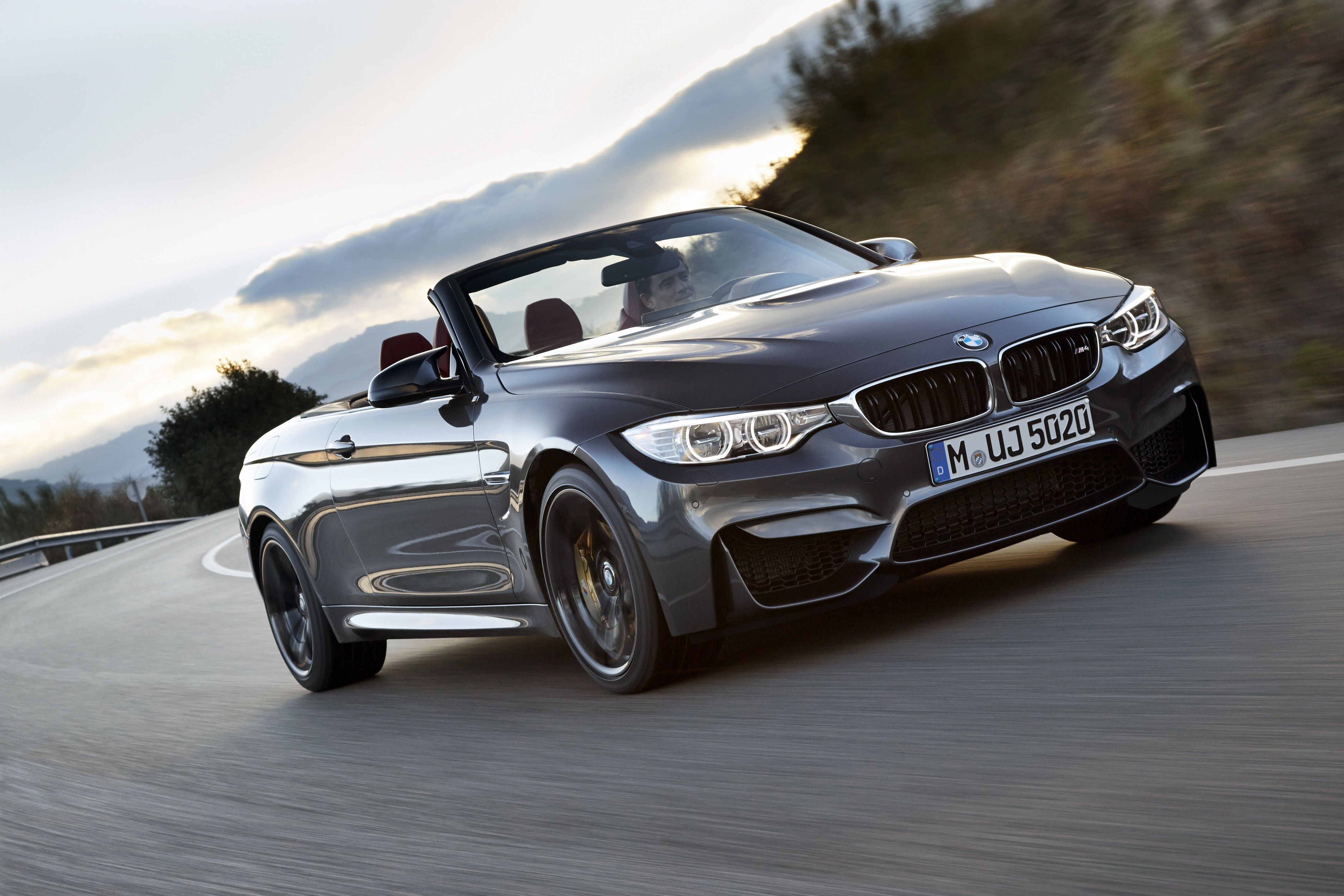 2014 BMW M4 Convertible - Just Amazing