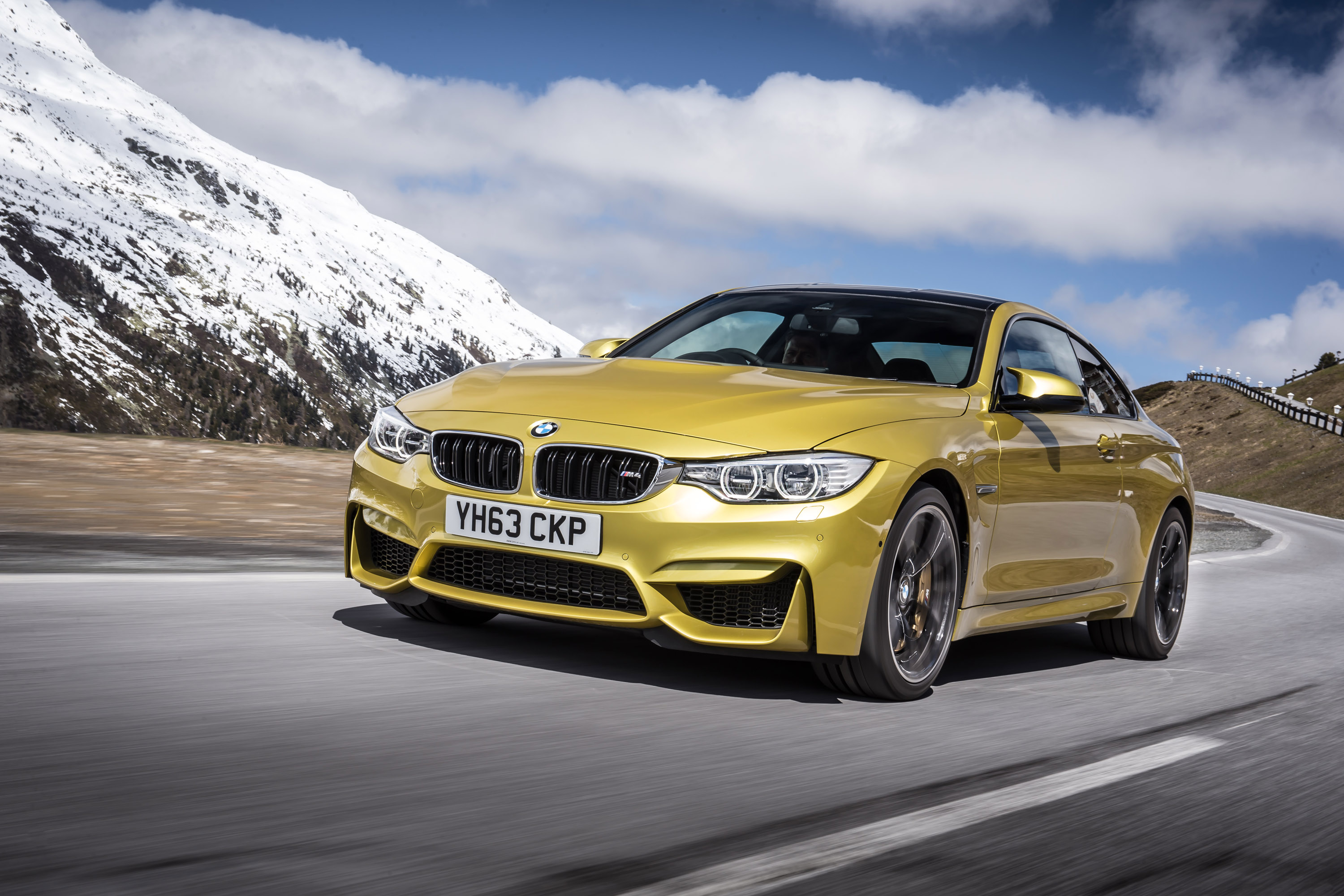 2014 Bmw M3 Saloon And M4 Coupe Uk Price