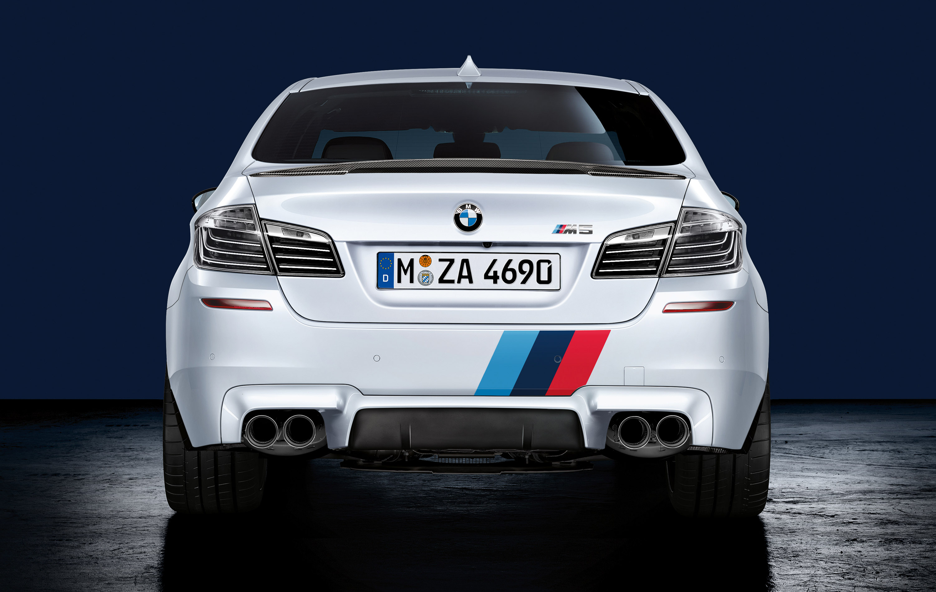 Worksheet. 2014 BMW M5 and M6  M Performance Accessories