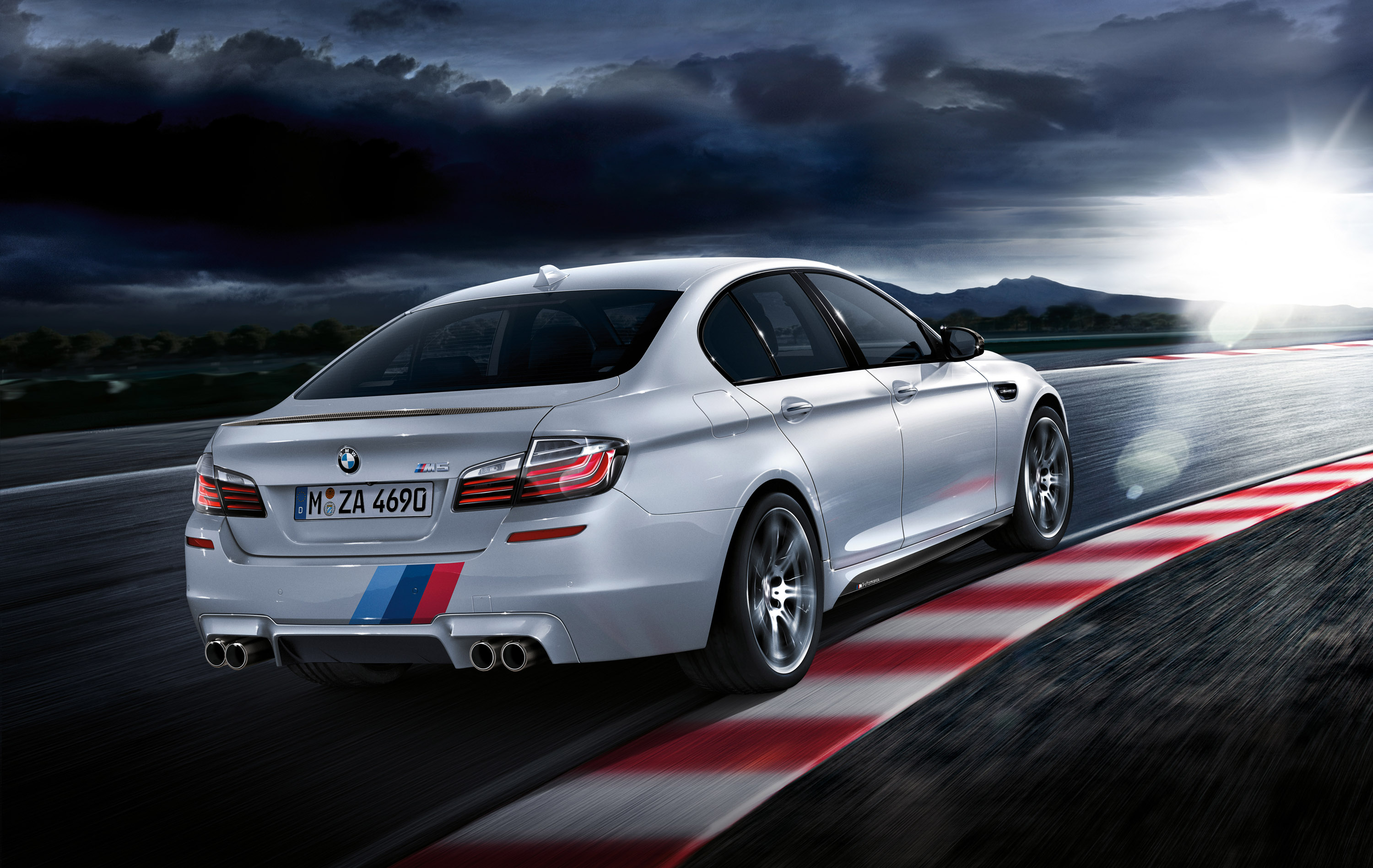2014 Bmw M5 And M6 M Performance Accessories