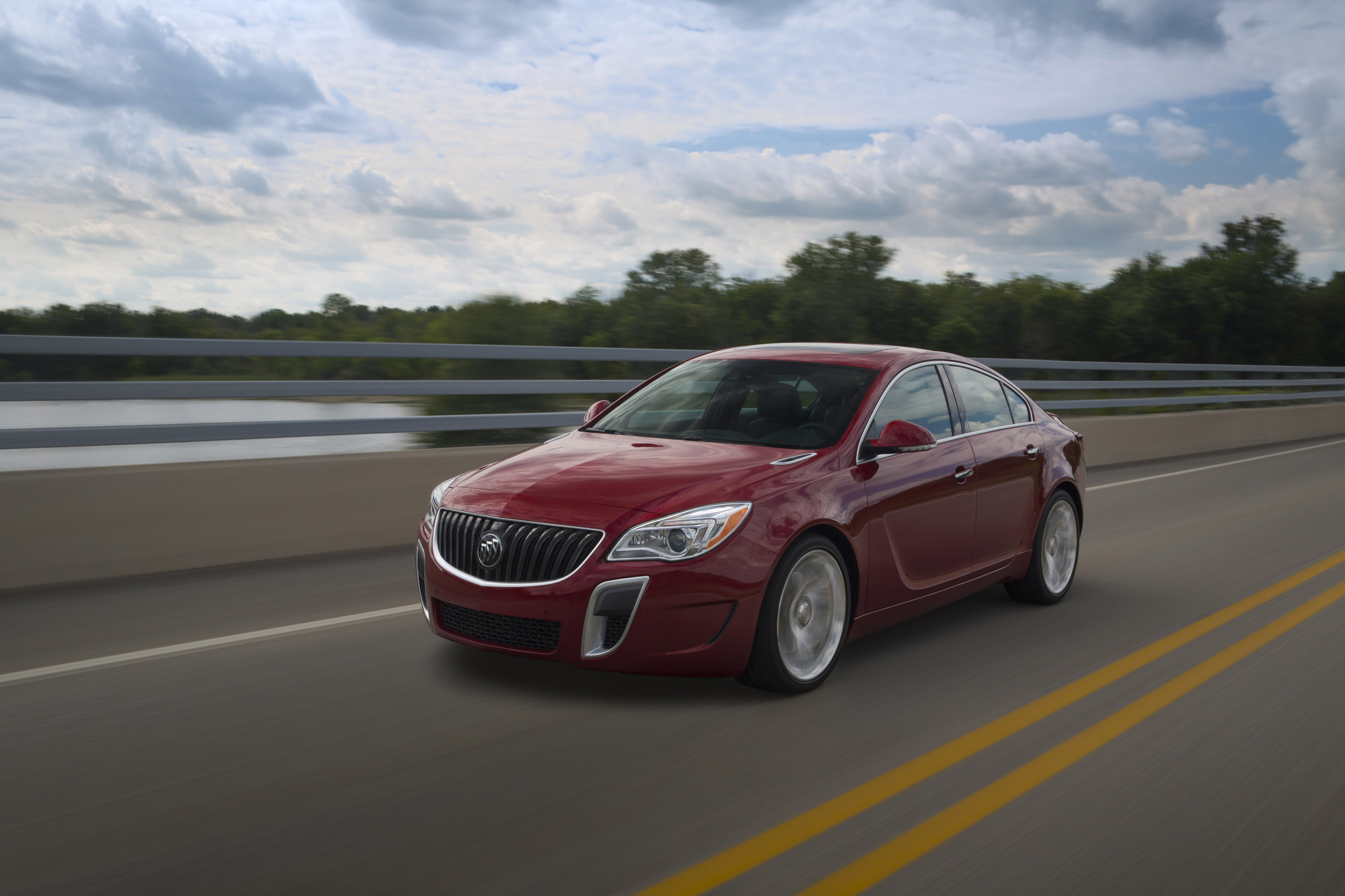 price review drive of gs expert regal first buick