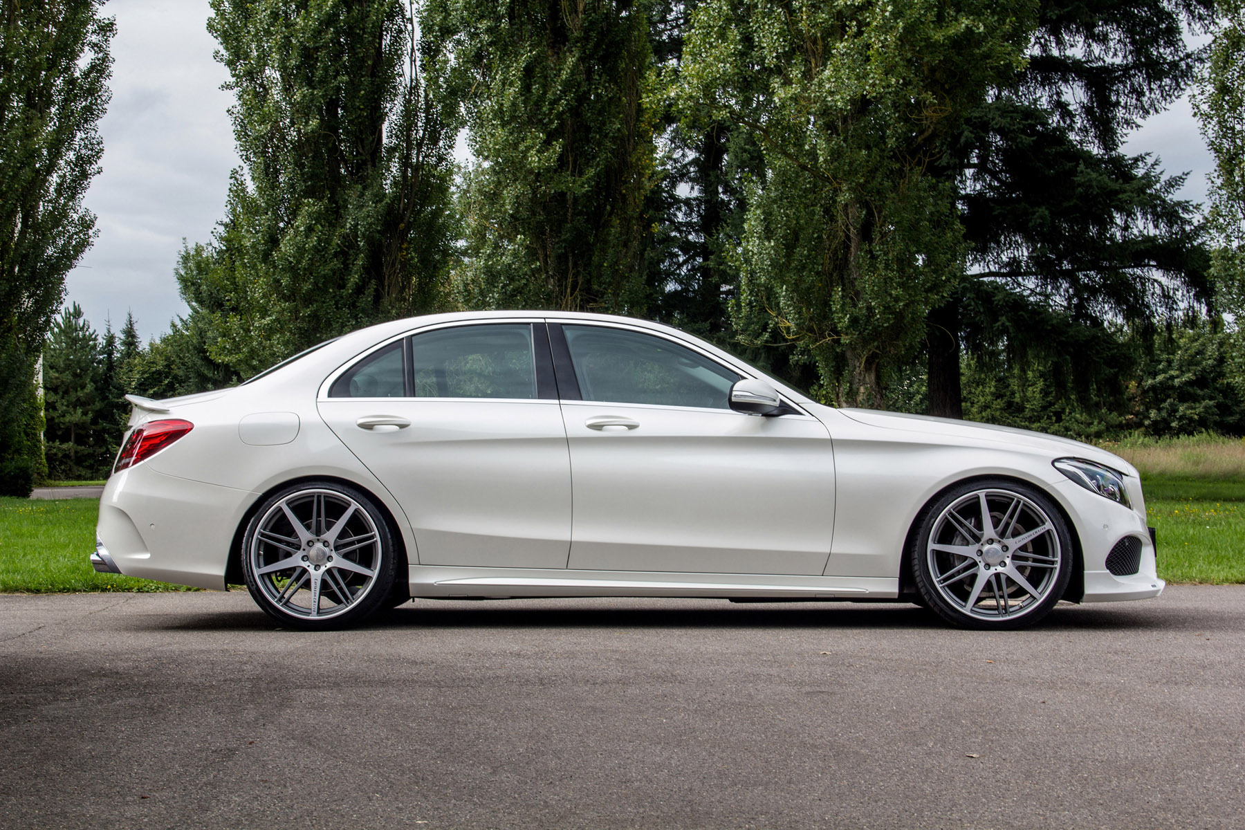 Carlsson Tunes The Amg Version Of Mercedes Benz C Class