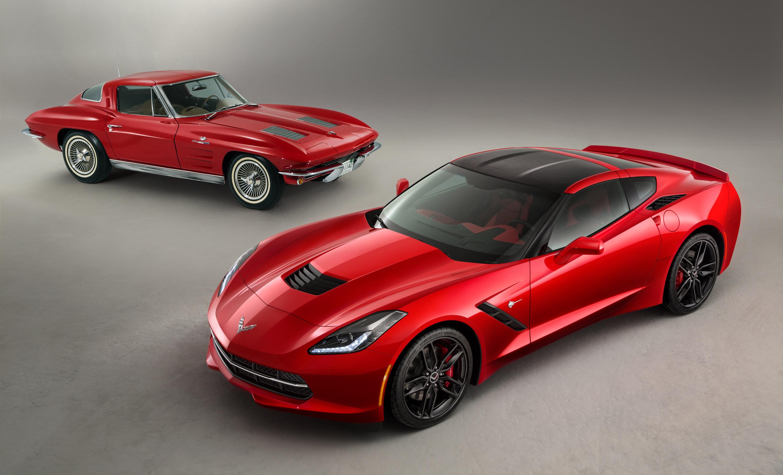 ... 2014 Chevrolet Corvette Stingray, ...