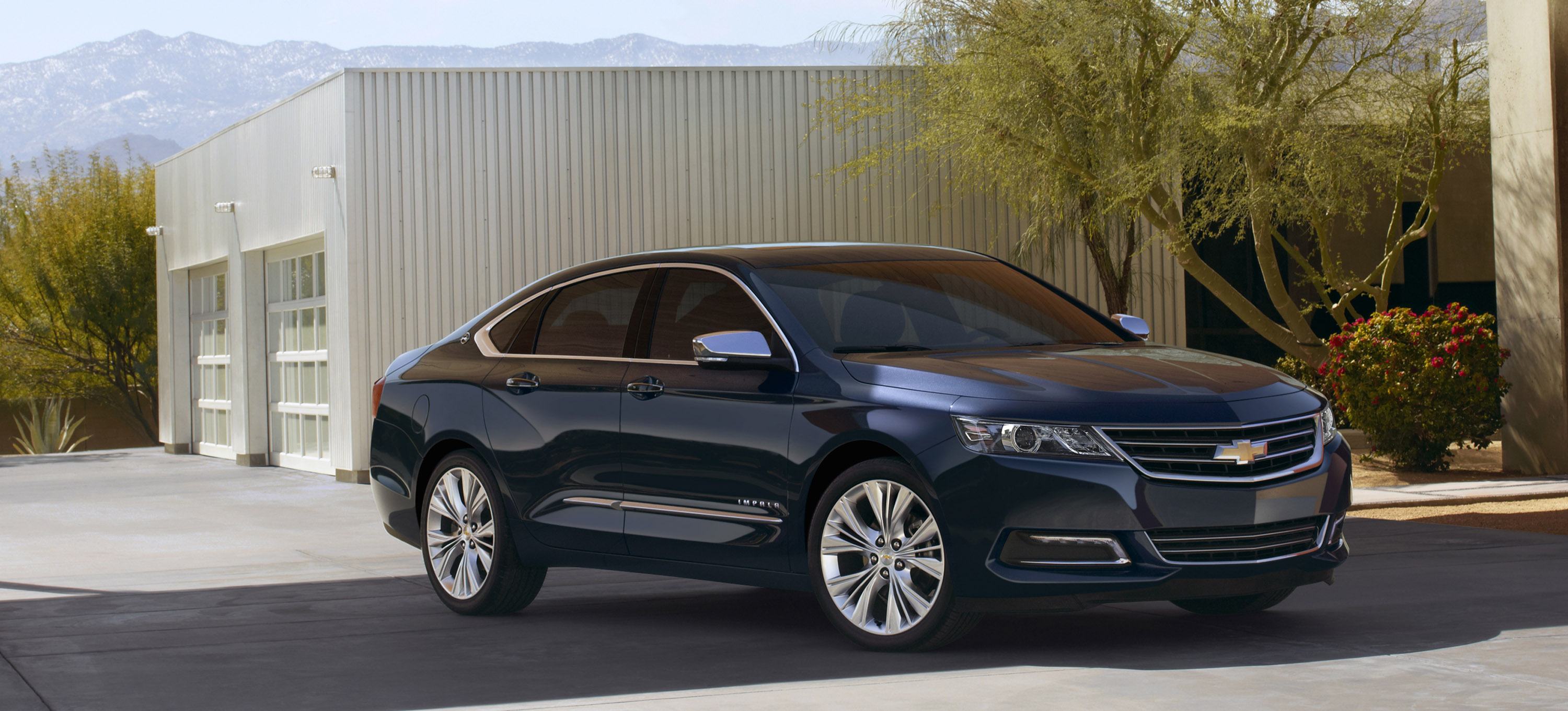 2014 chevrolet impala specifications announced. Black Bedroom Furniture Sets. Home Design Ideas
