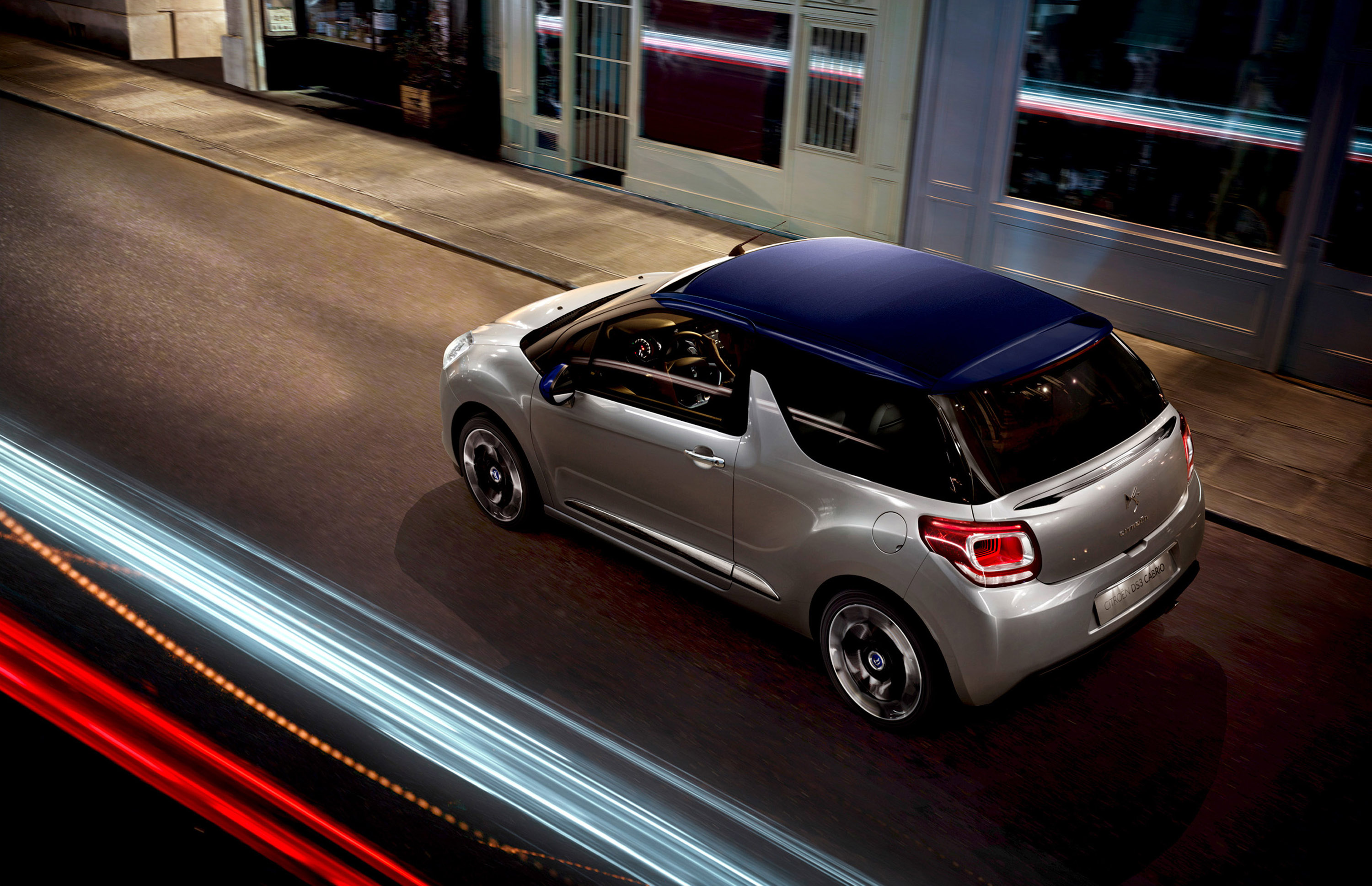 2014 citroen ds3 cabrio first pictures released video 2014 citroen ds3 cabrio vanachro Image collections