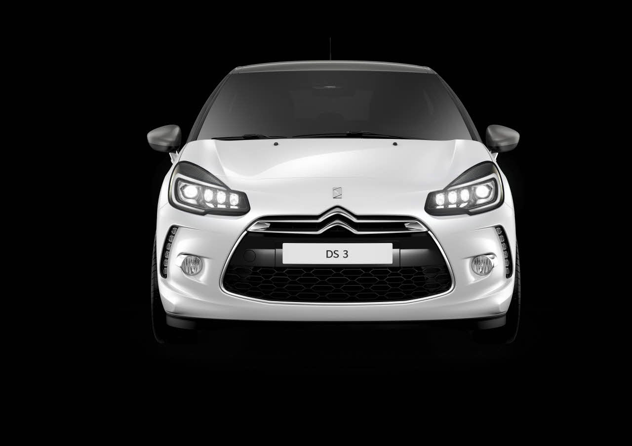 2014 citroen ds3 hatch and cabrio facelift revealed. Black Bedroom Furniture Sets. Home Design Ideas