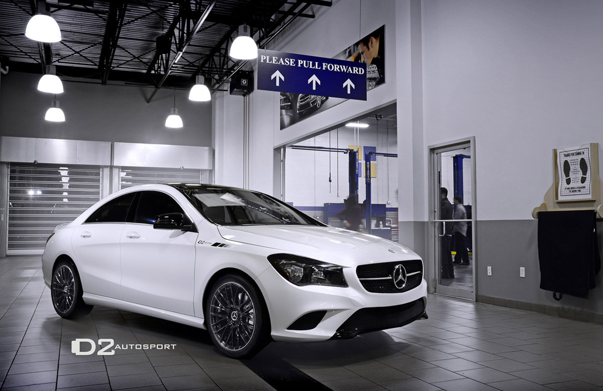 2014 d2edition mercedes benz cla250 picture 1