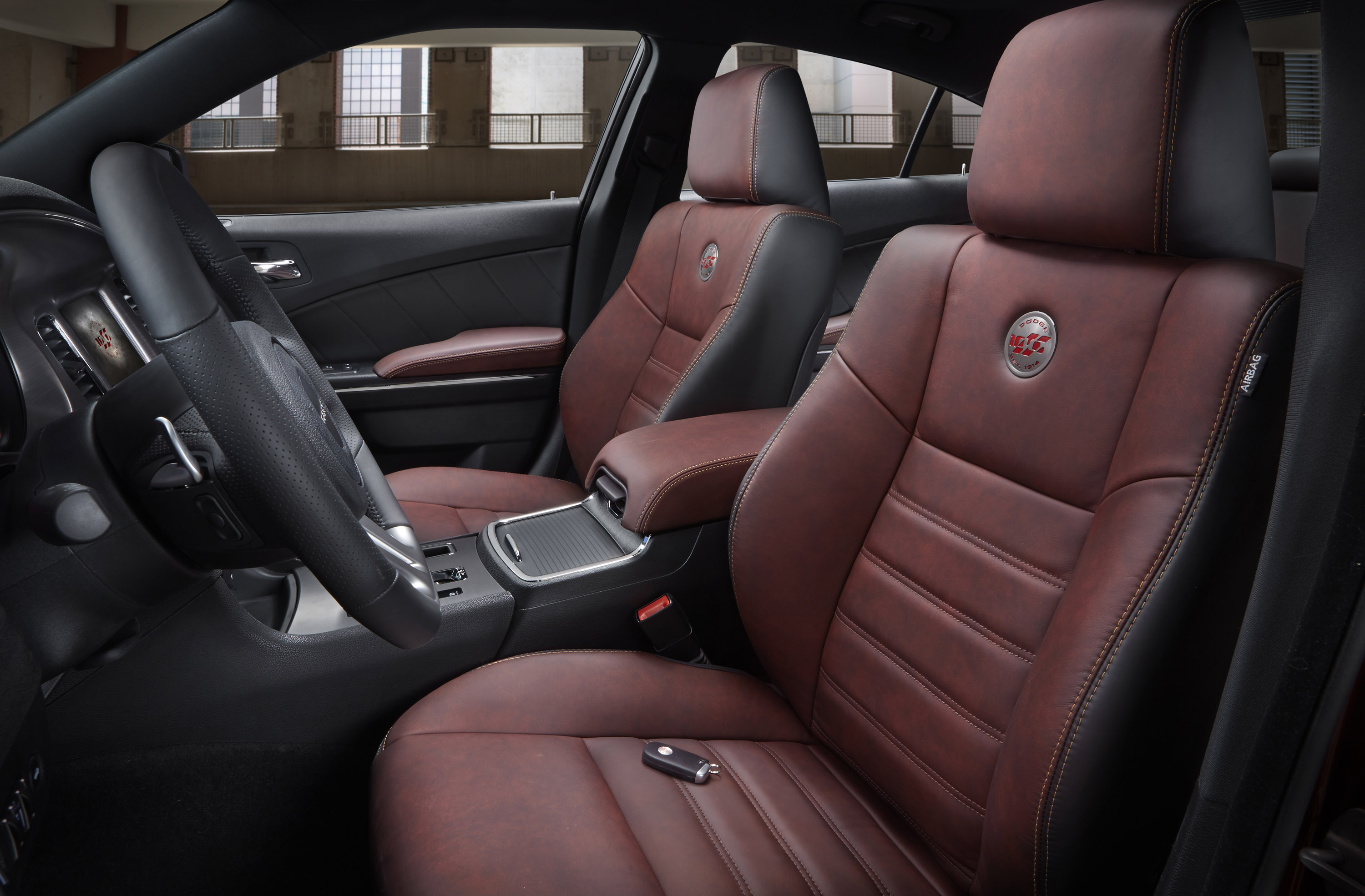 Dodge celebrates 100th anniversary with two limited edition models for 2014 dodge charger sxt interior