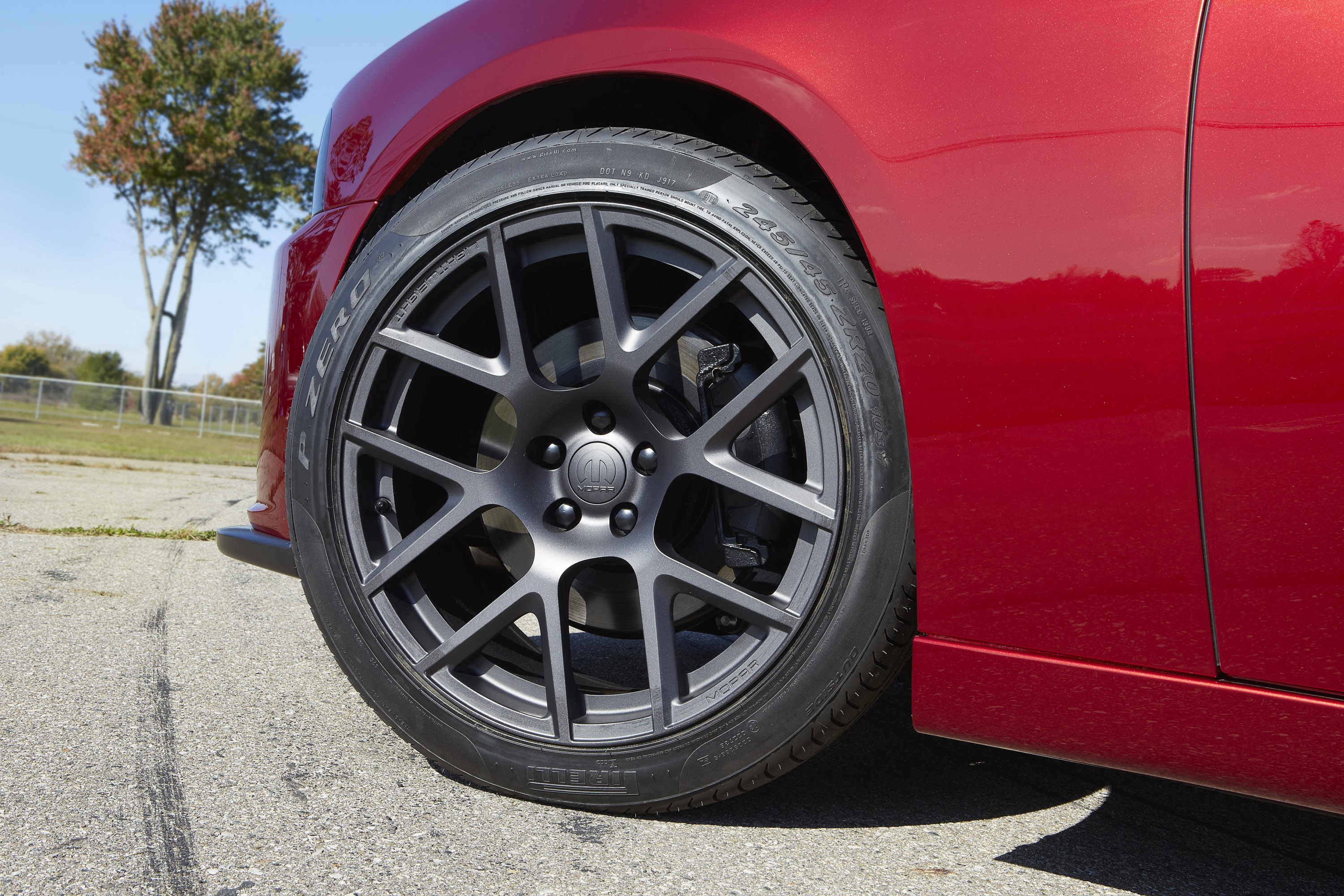 2014 Dodge Dart Gt Challenger R T And Charger Equipped With 2015 Custom Wheels Rt Scat Package 3